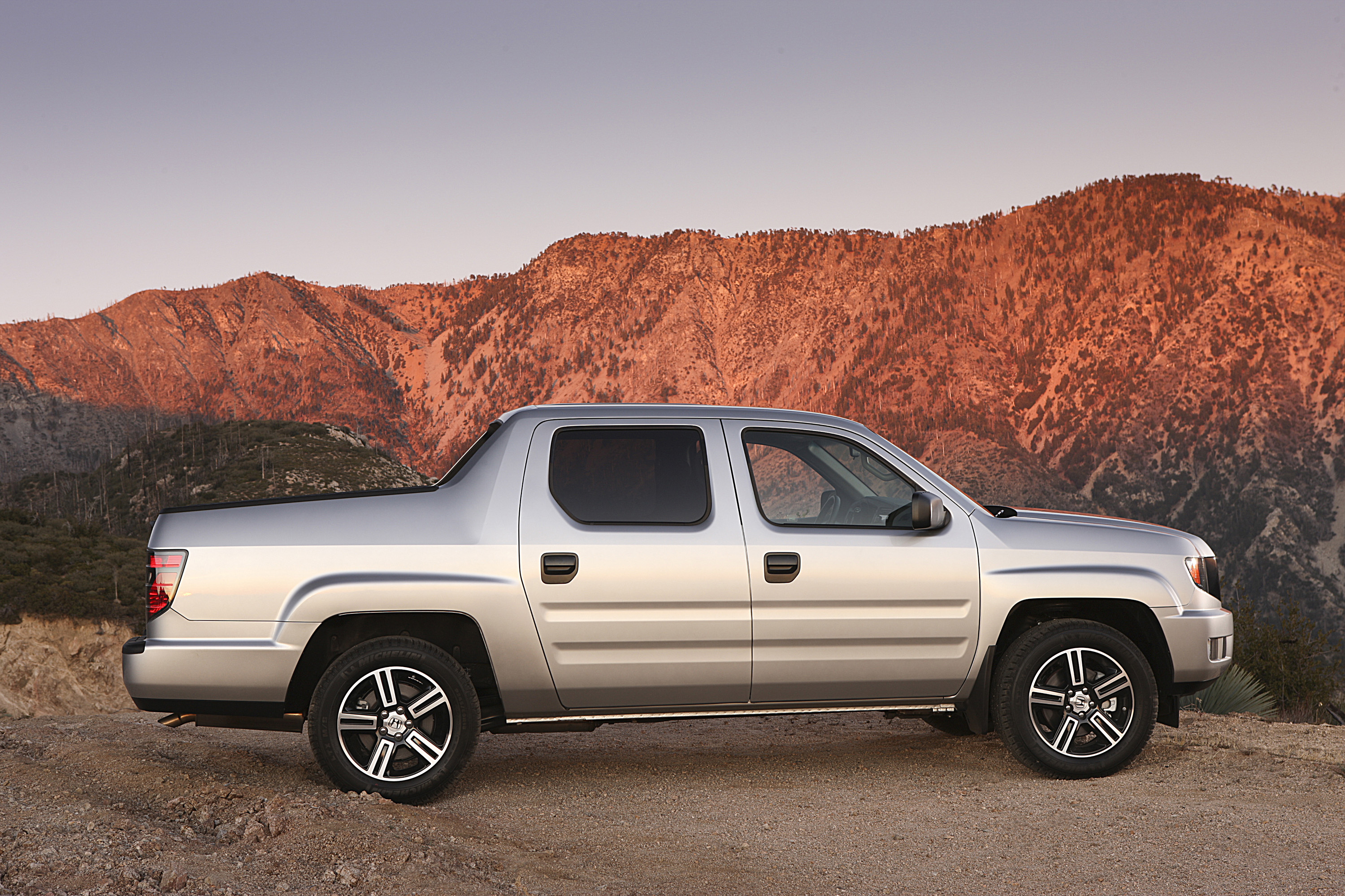 The 2014 Model Year Will Be The Final Year For The Current Generation  Ridgeline, Honda Will Put It To Rest And Focus On Developing The Next  Generation ...