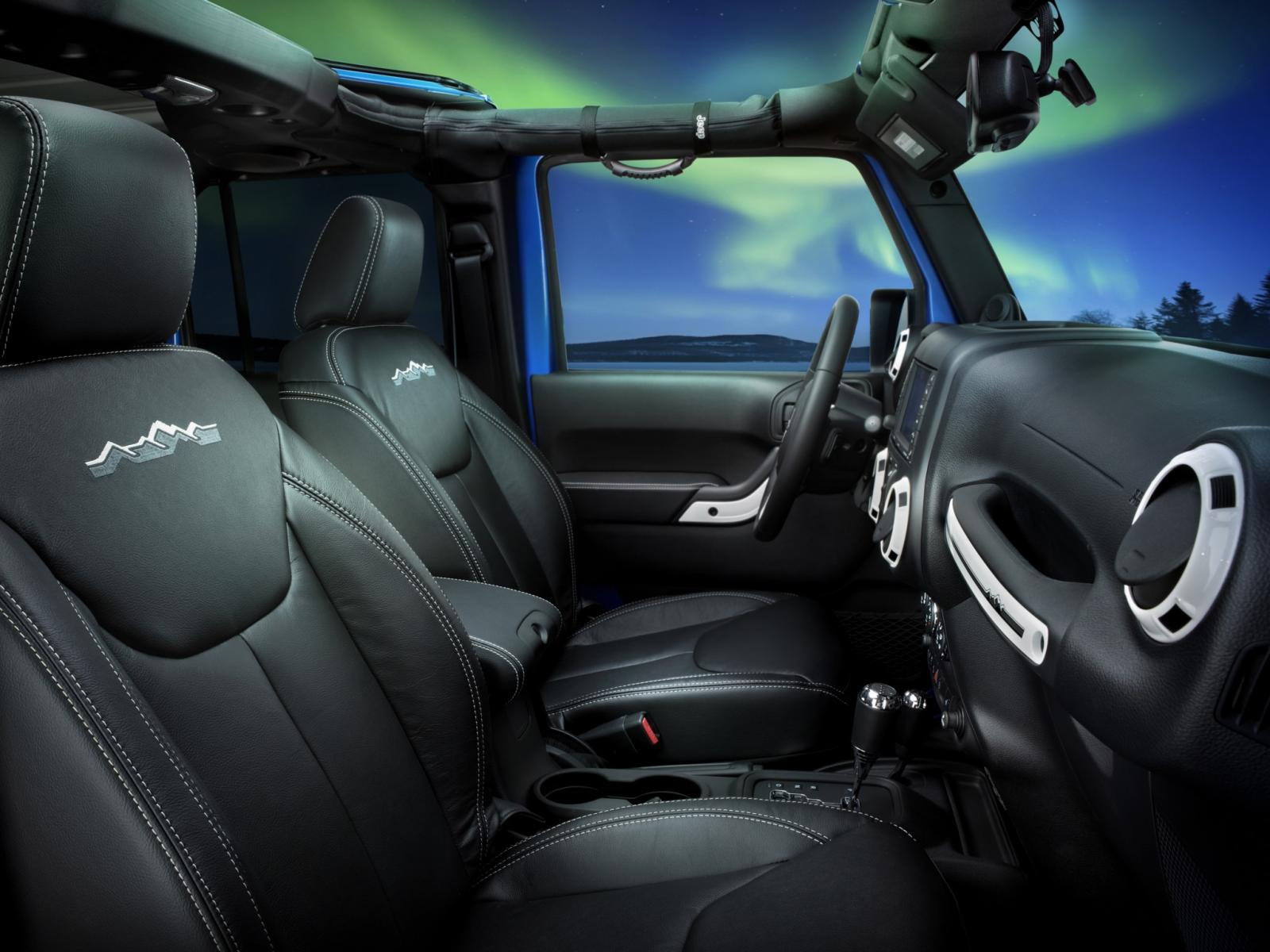 2013 Jeep Wrangler Polar Limited Edition | Top Speed. »