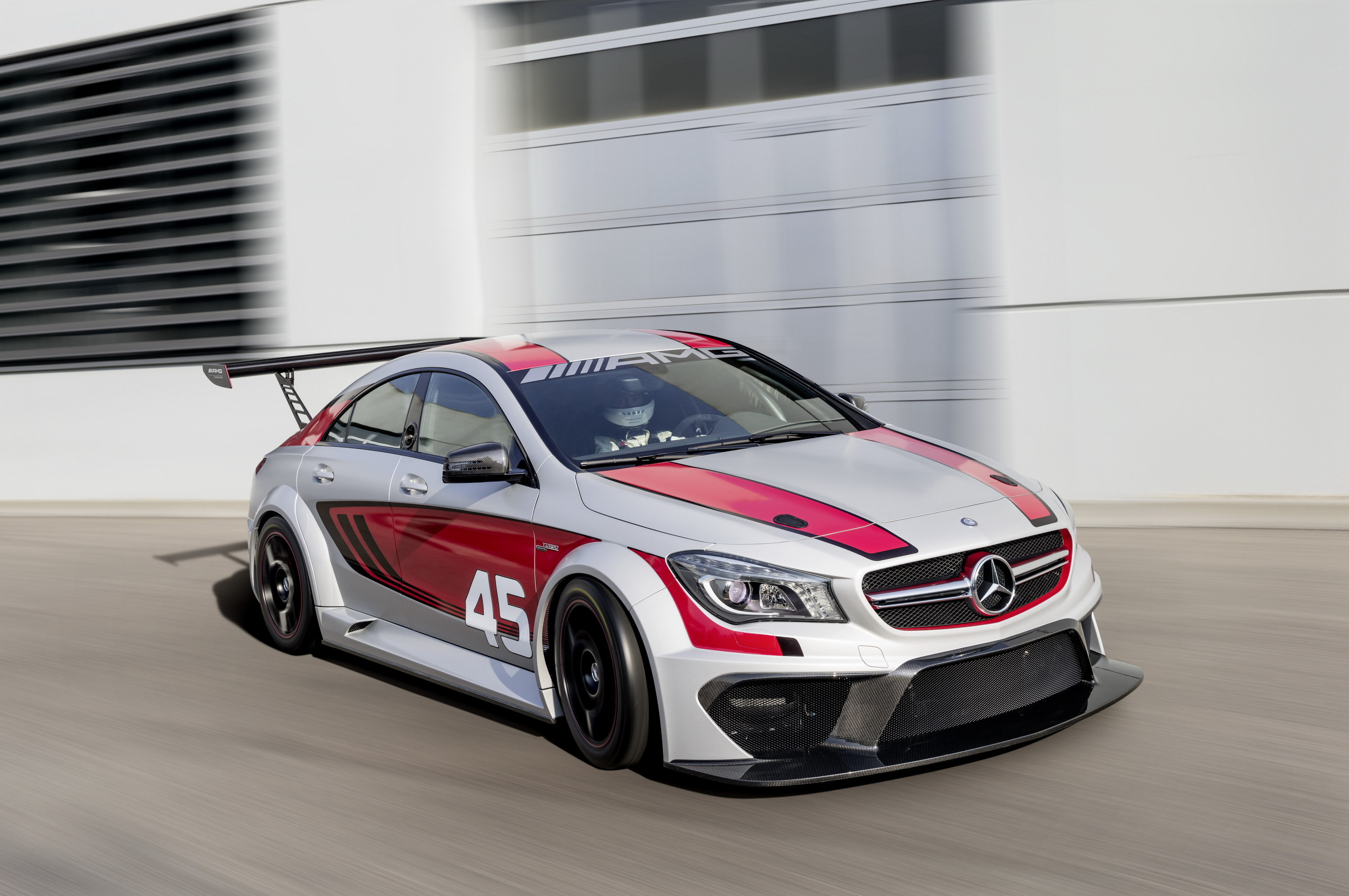 2014 mercedes benz cla 45 amg racing series top speed. Black Bedroom Furniture Sets. Home Design Ideas