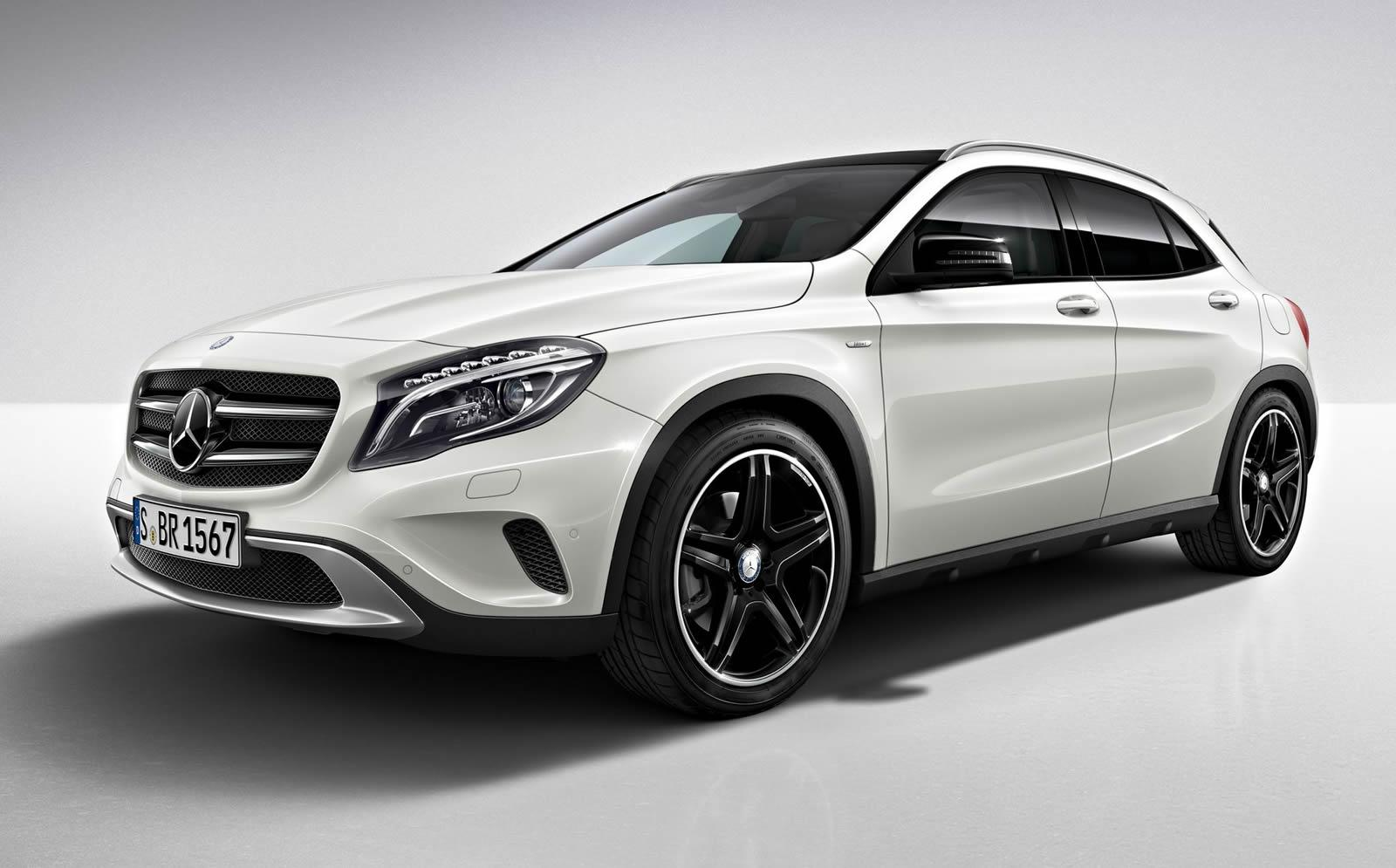2015 mercedes benz gla class edition 1 top speed. Black Bedroom Furniture Sets. Home Design Ideas