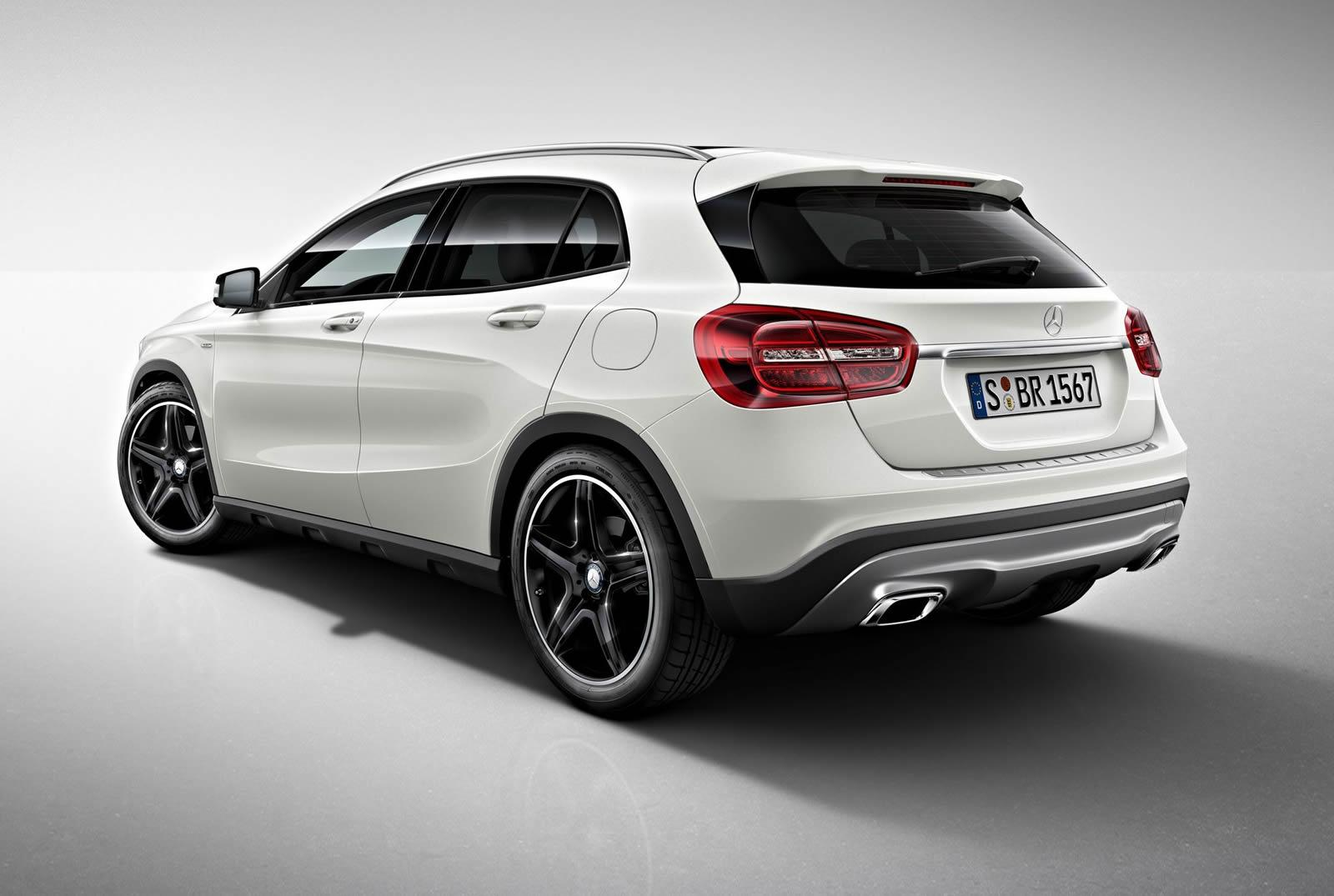 2015 Mercedes-Benz GLA-Class Edition 1 Gallery 524059