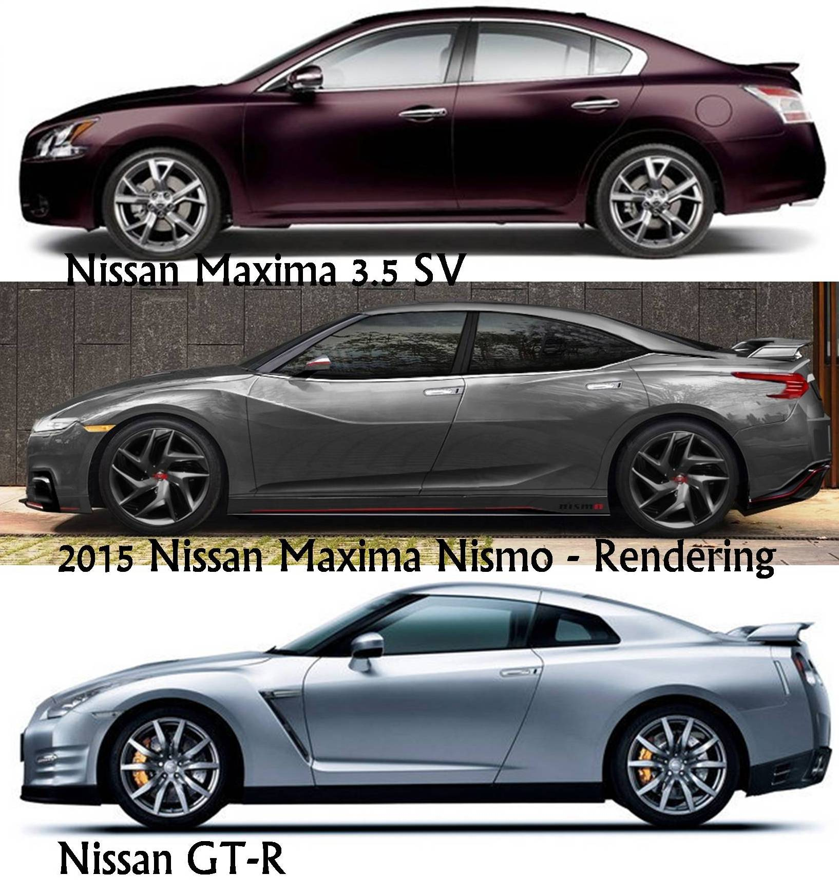 2016 nissan maxima nismo gallery 521409 top speed. Black Bedroom Furniture Sets. Home Design Ideas