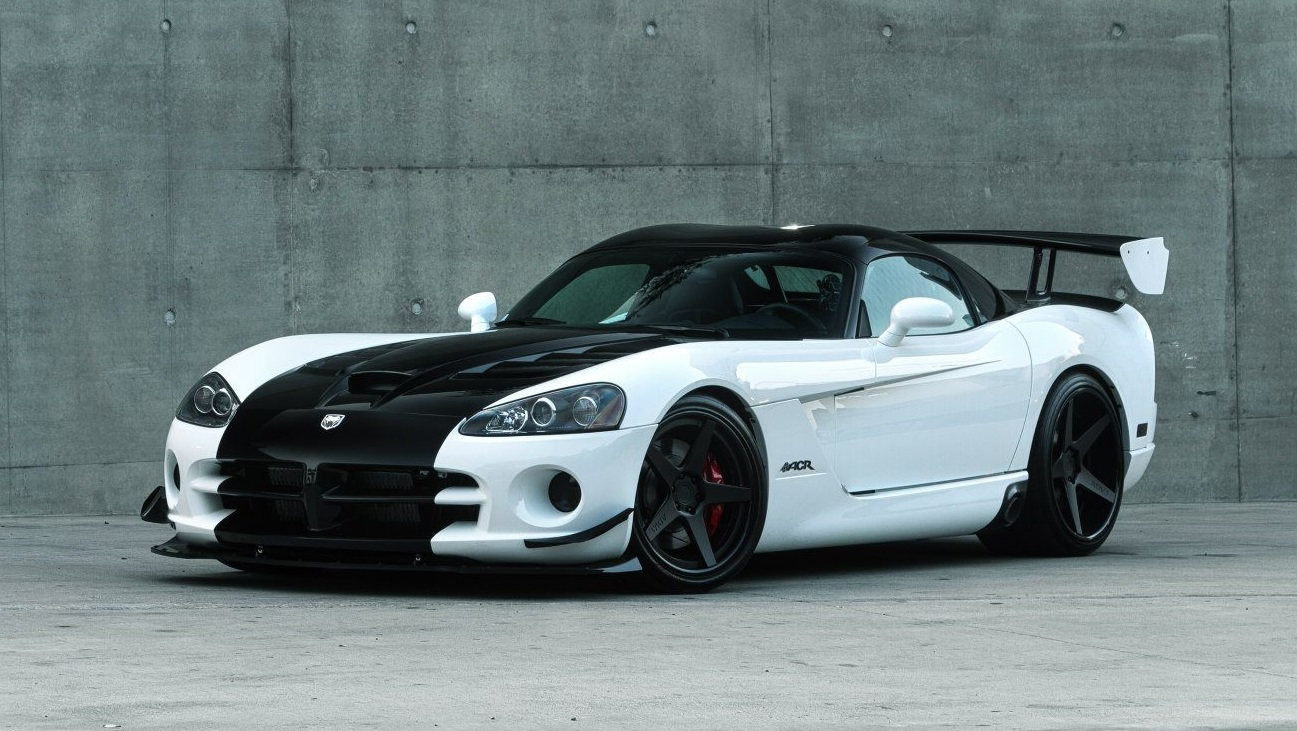2008 2010 Dodge Viper By Racing Solutions Review Top Speed