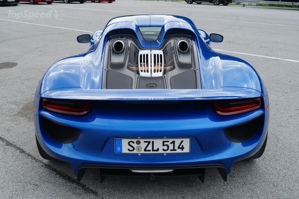 2013 porsche 918 spyder 39 s order book and colors are drool worthy picture 528314 car news. Black Bedroom Furniture Sets. Home Design Ideas