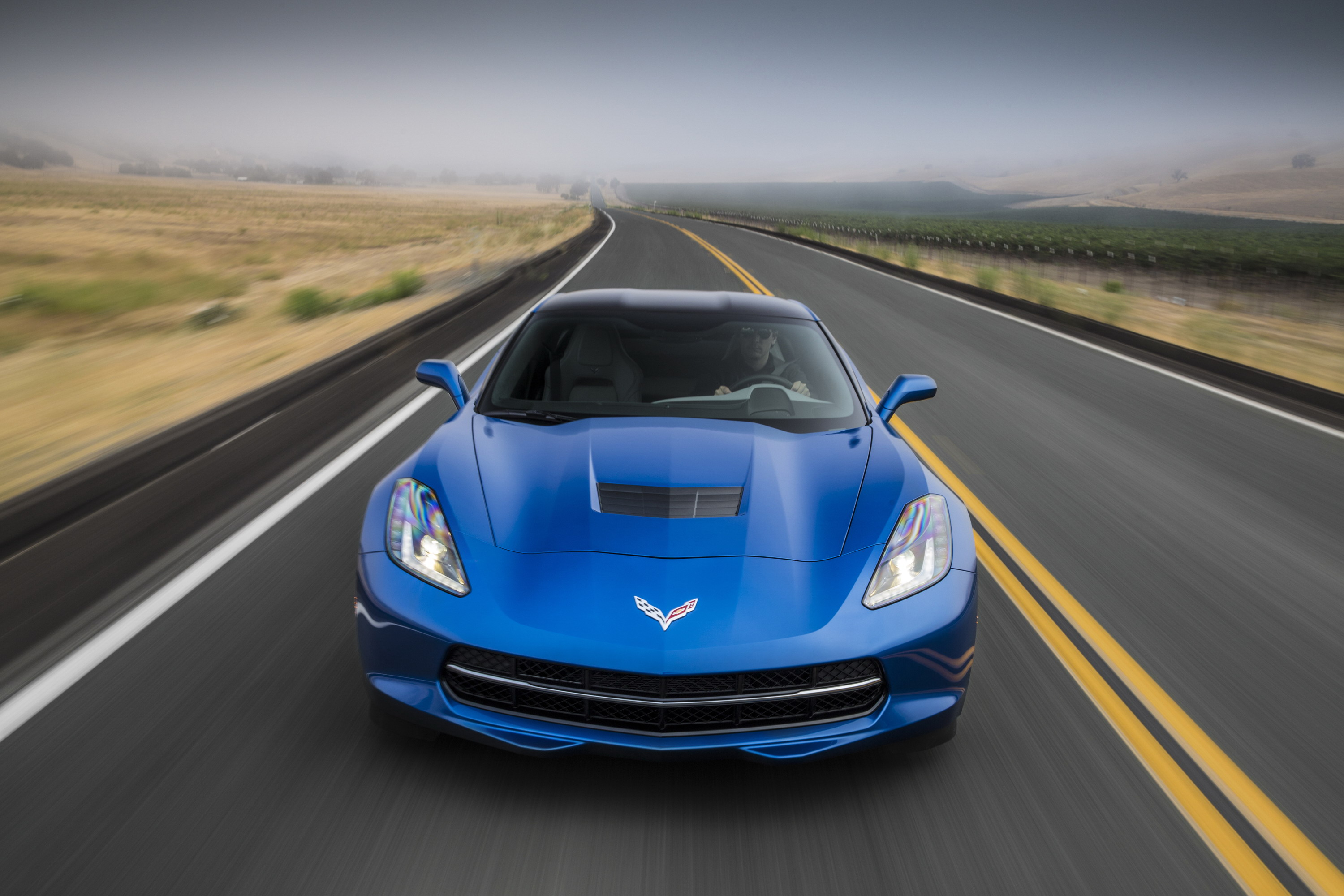 First Chevrolet Corvette ZR1 Will Be Auctioned For Charity In January | Top  Speed. »