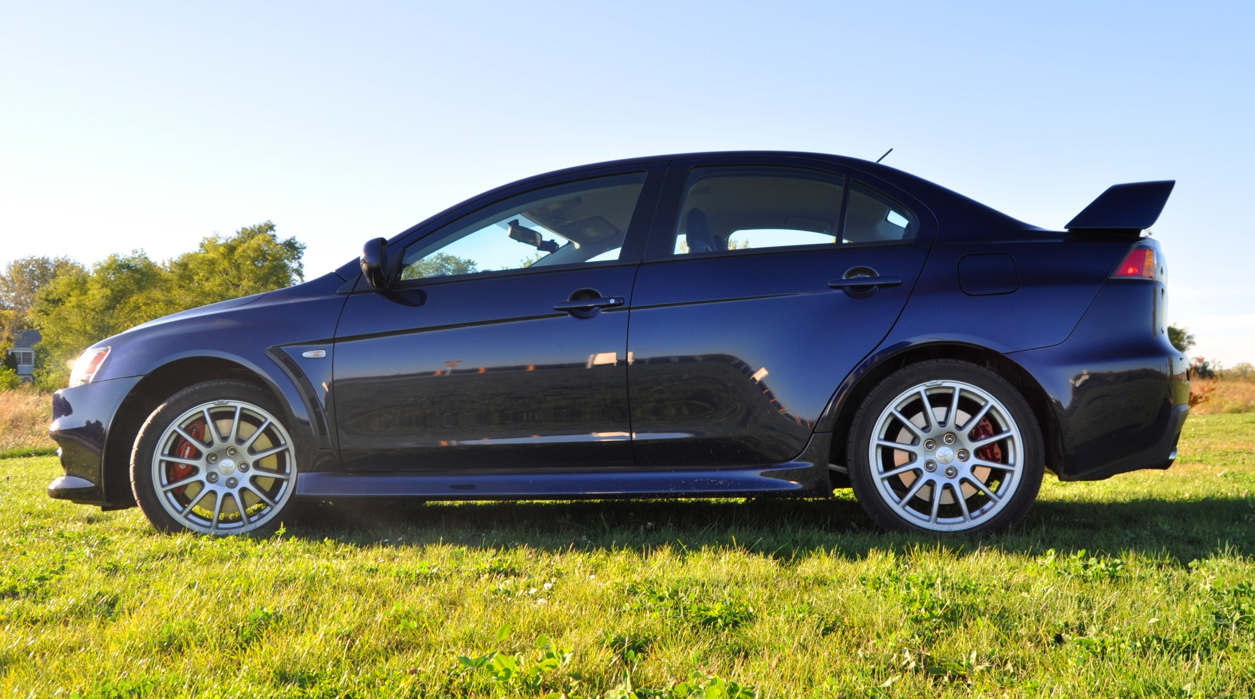 2014 Mitsubishi Lancer Evolution - Driven | Top Speed