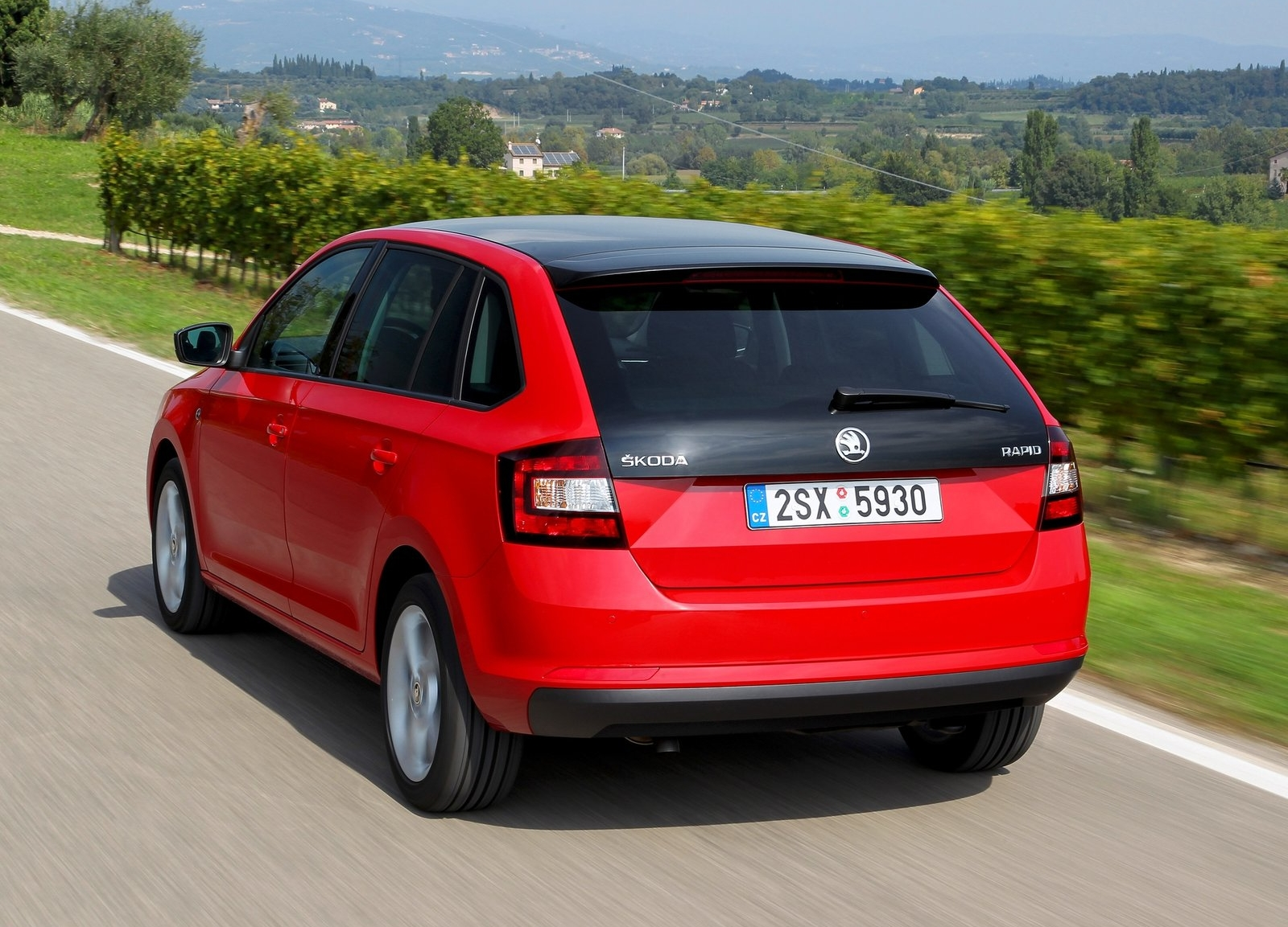Czech automaker skoda auto arrived at frankfurt with a whole range of new models ranging from hatchbacks to sedans and even fast sporty four door saloons
