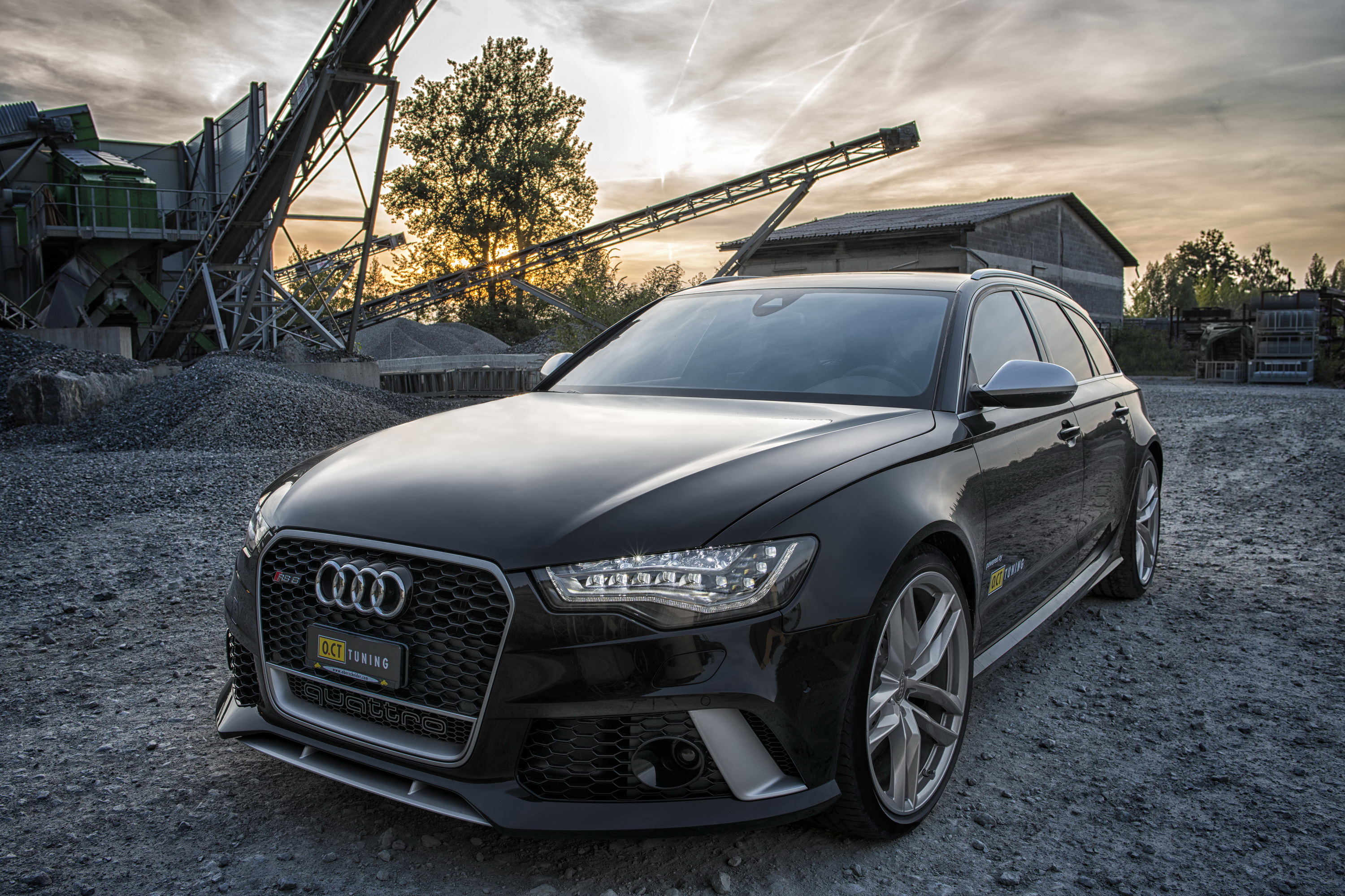 2013 Audi Rs6 By Oct Tuning Top Speed