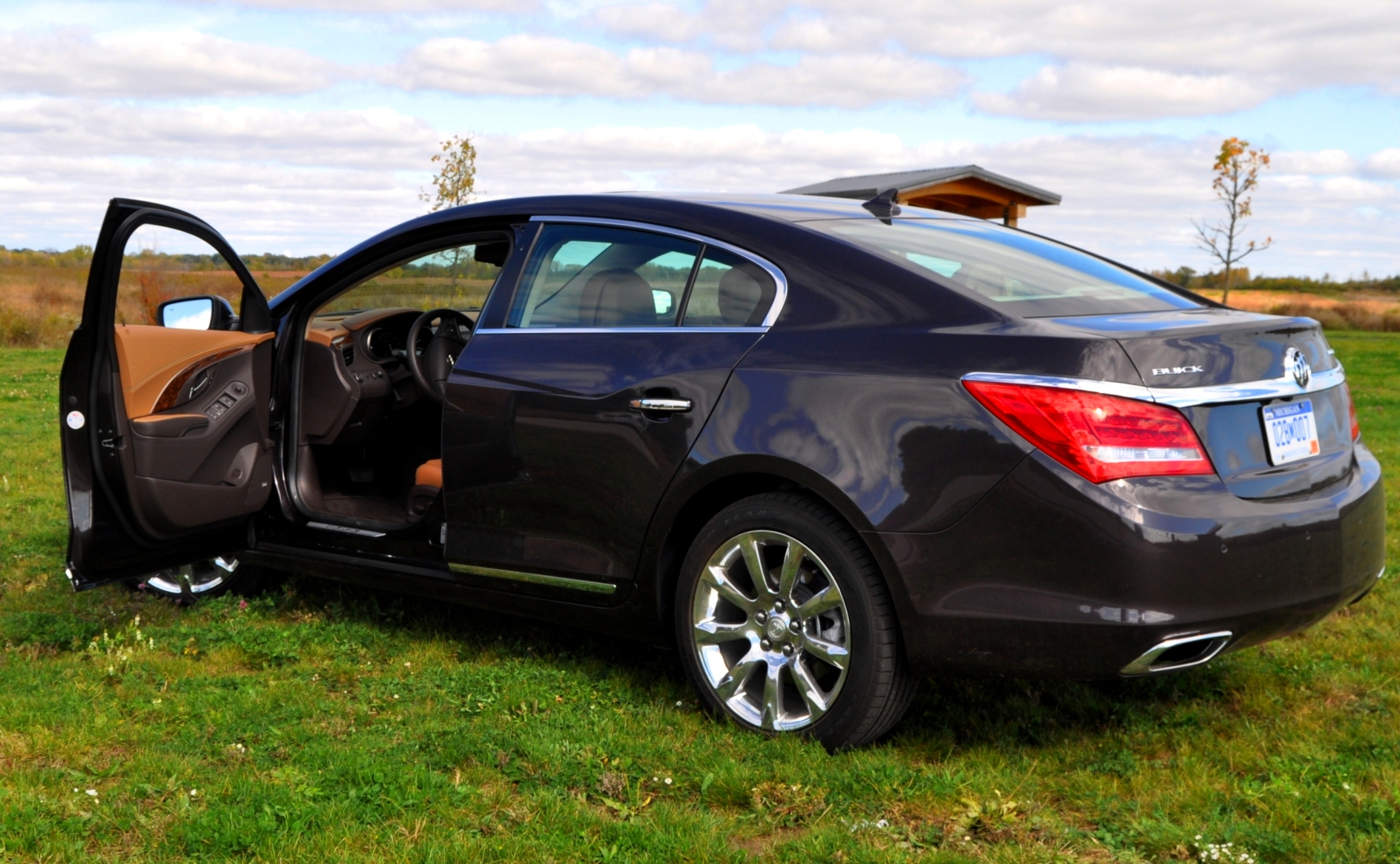 2014 buick lacrosse driven review top speed. Black Bedroom Furniture Sets. Home Design Ideas