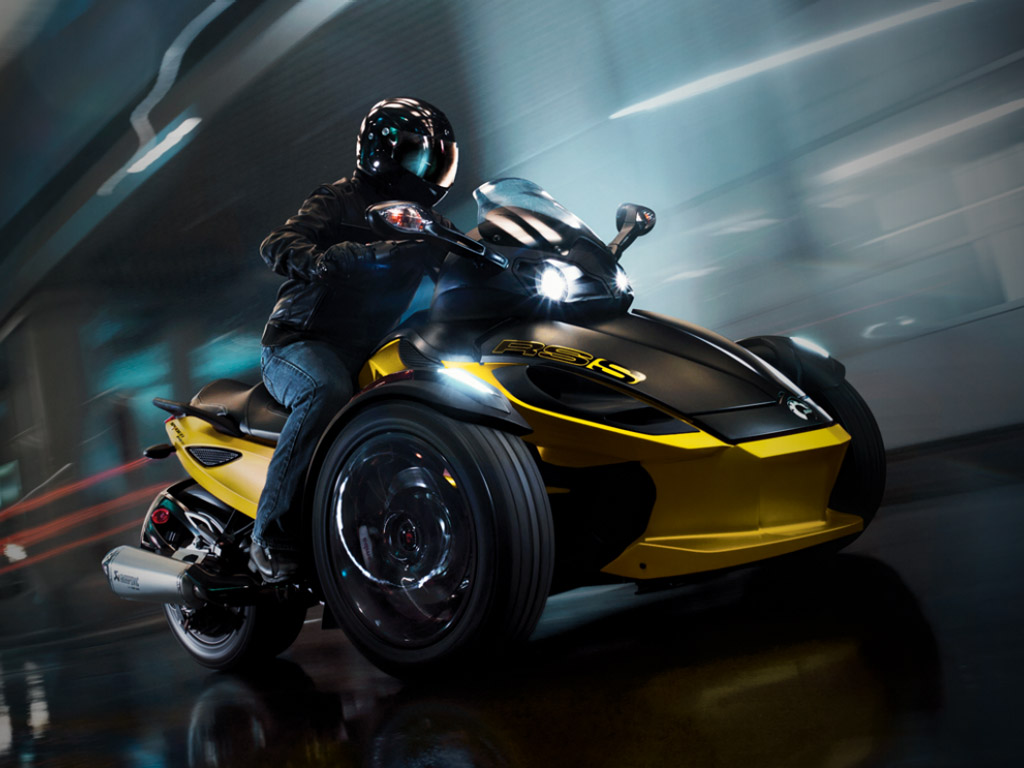 2014 Can-Am Spyder RS-S | Top Speed
