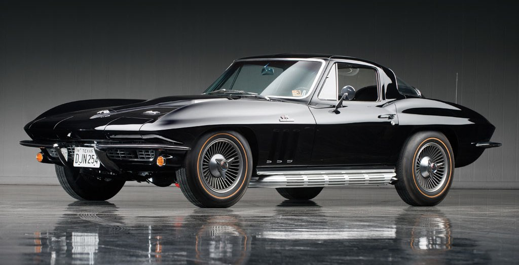 1963 1968 Chevrolet Corvette C2 Top Speed