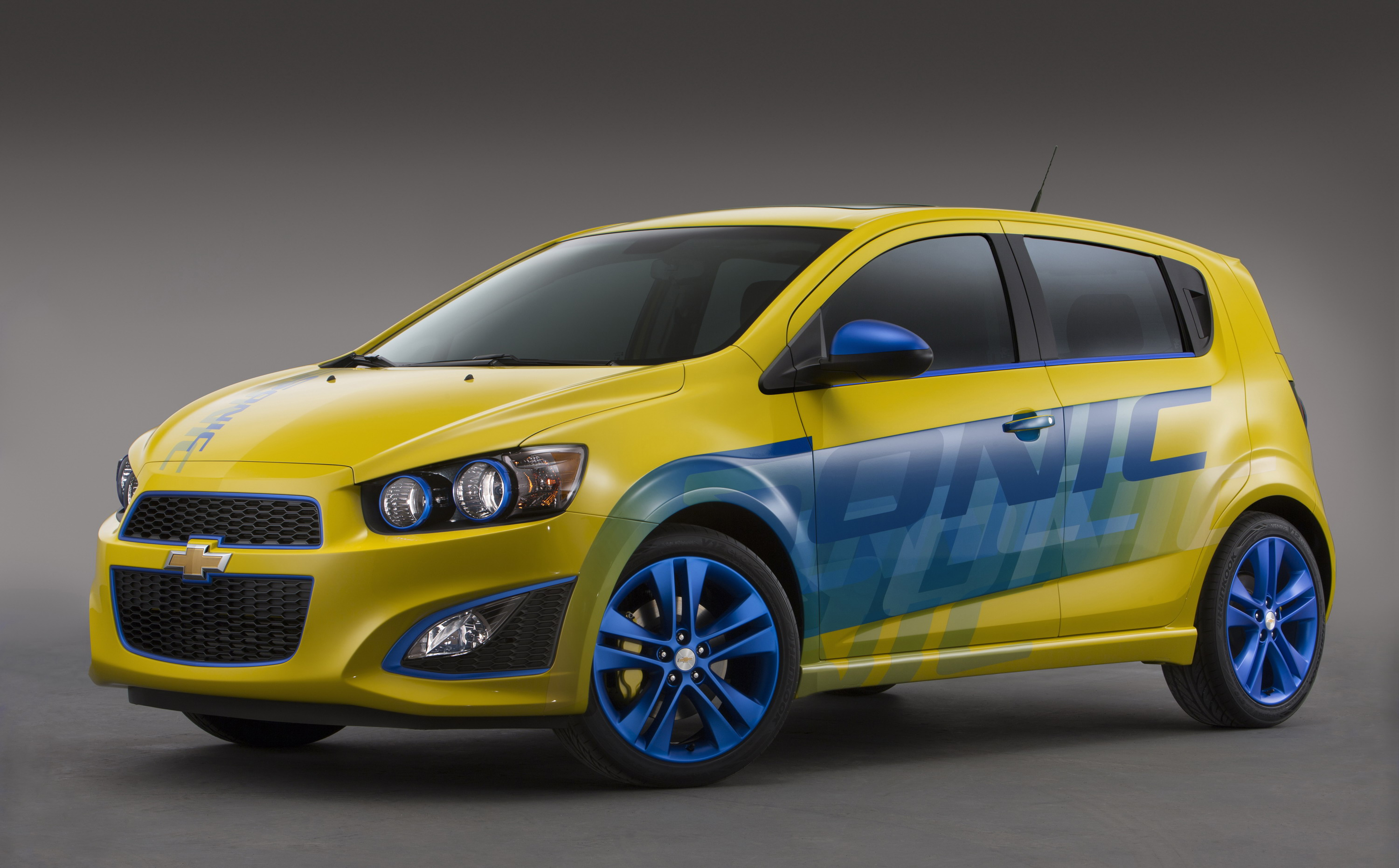 2013 Chevrolet Performance Sonic Rs Concept Top Speed