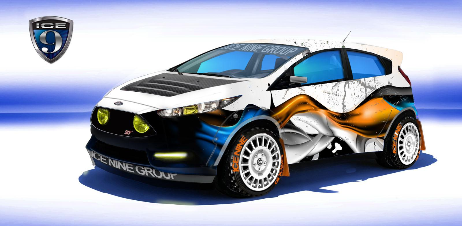 2014 ford fiesta st by ice nine group review top speed. Black Bedroom Furniture Sets. Home Design Ideas