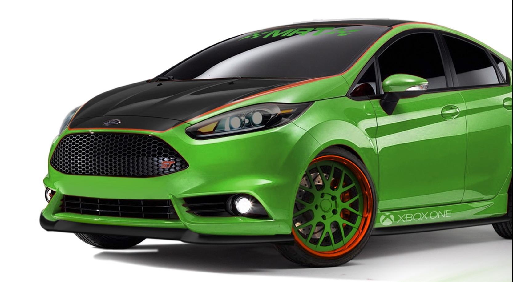 2014 ford fiesta st by mrt top speed. Black Bedroom Furniture Sets. Home Design Ideas