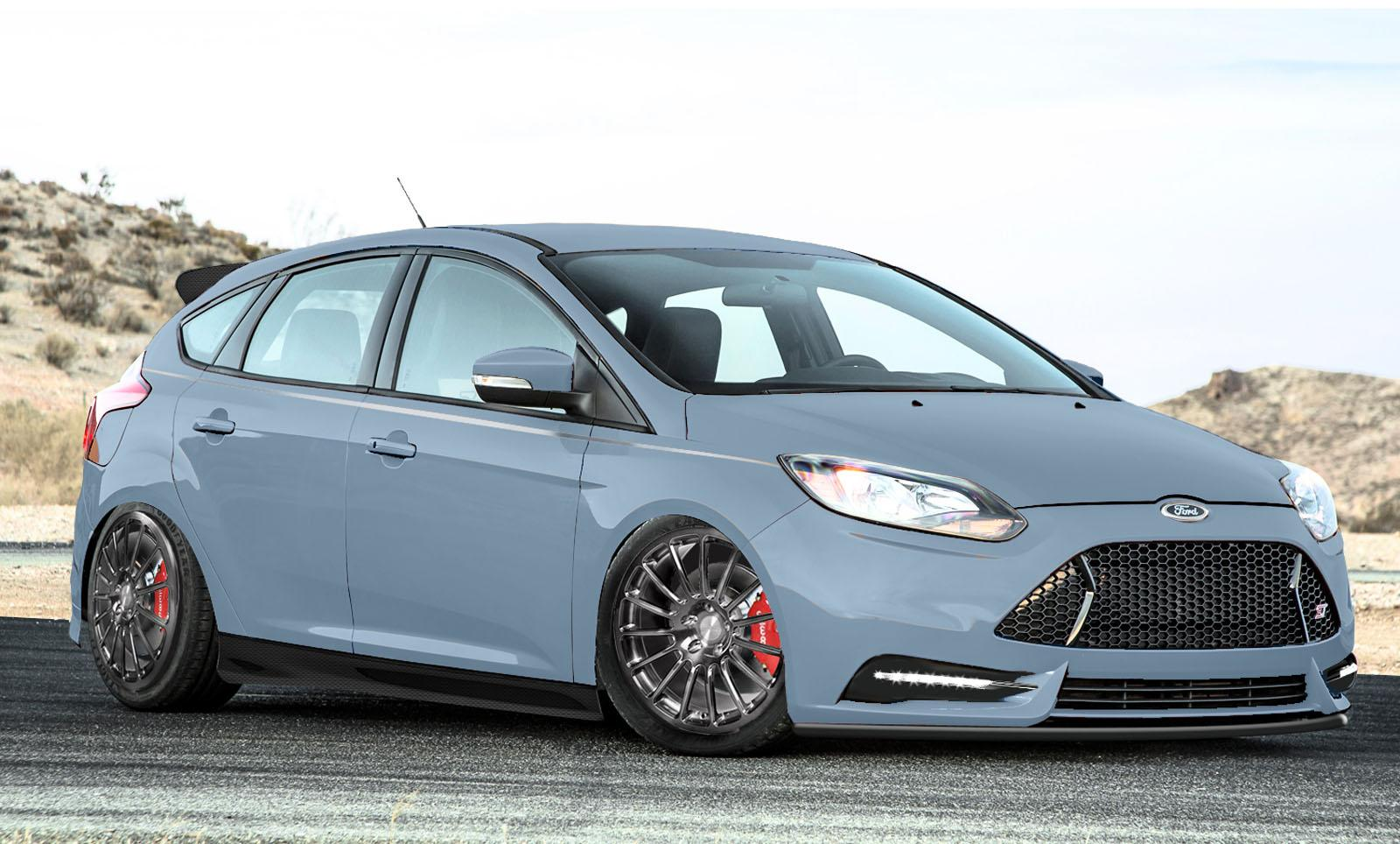 2014 Ford Focus ST By PM Lifestyle | Top Speed