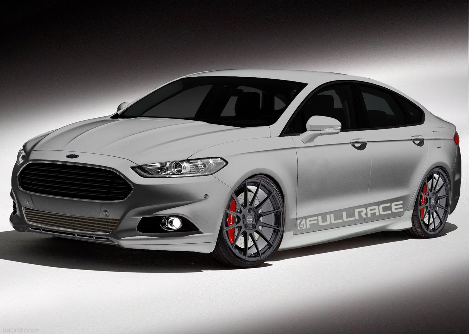 2014 Ford Fusion SE By Full Race Motorsports | Top Speed