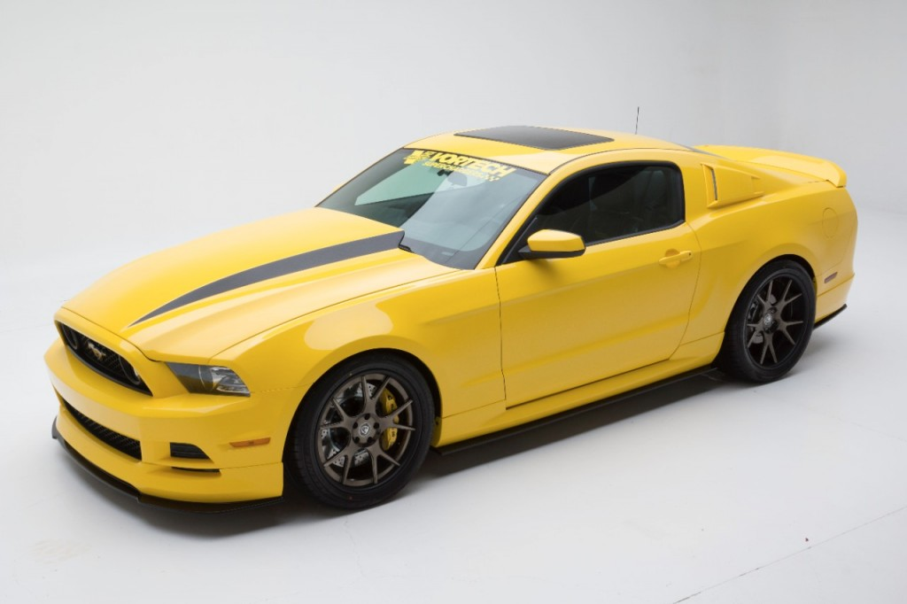 Ford Mustang Gt Yellow Jacket Top Speed