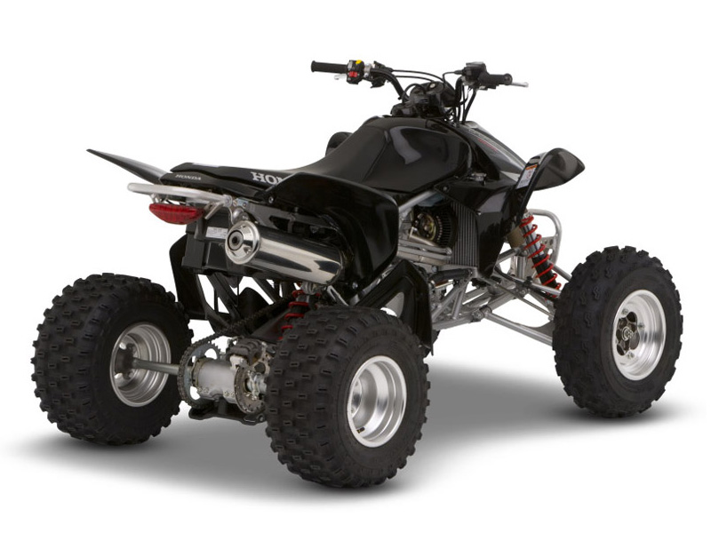 2014 honda trx450r review top speed