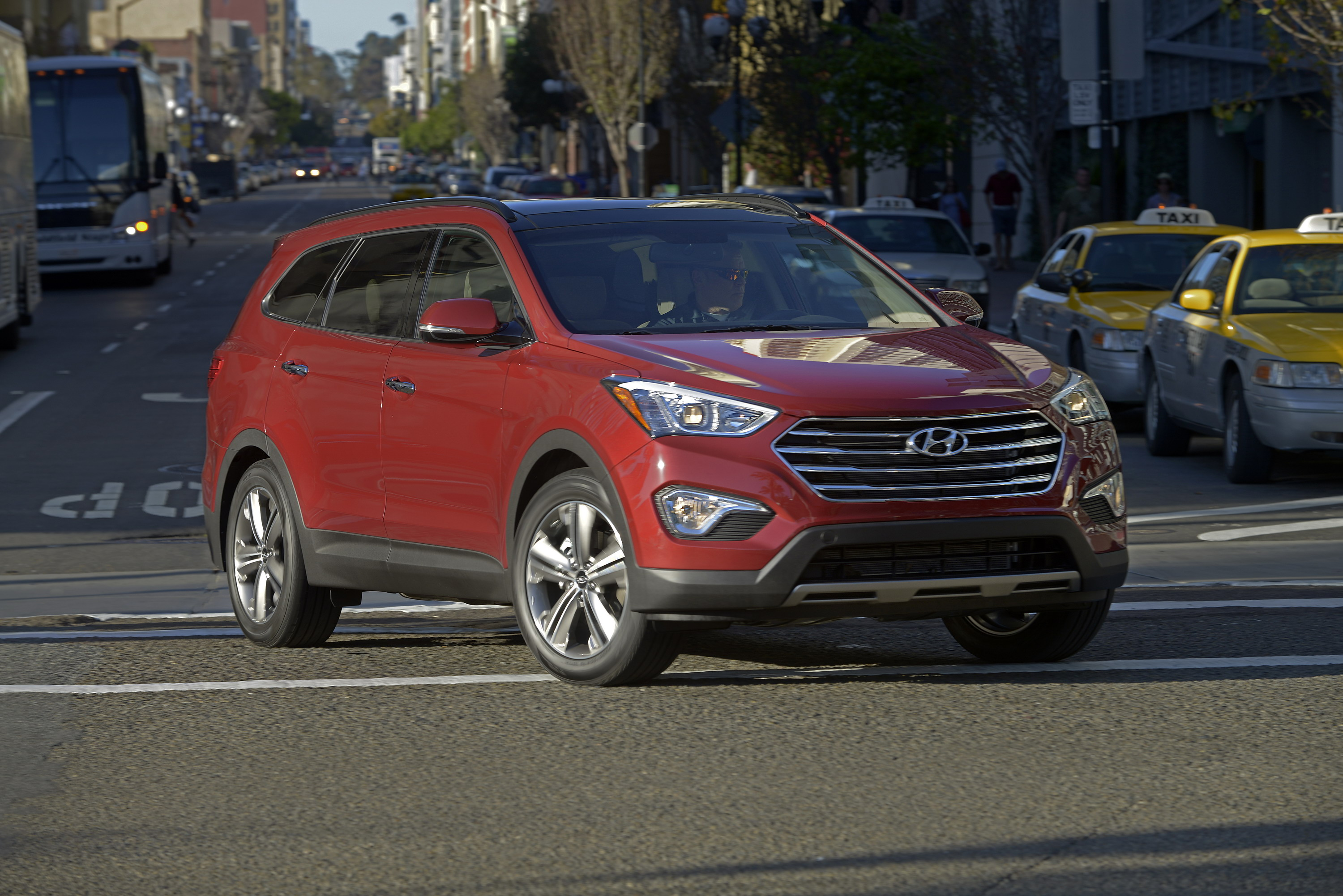 2014 hyundai santa fe review gallery top speed. Black Bedroom Furniture Sets. Home Design Ideas