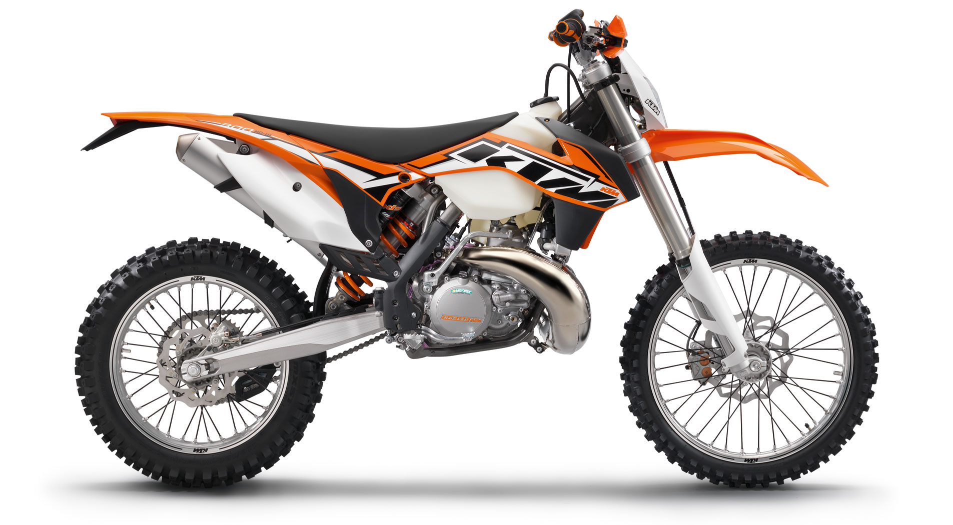 2014 ktm 300 xc-w review - gallery - top speed