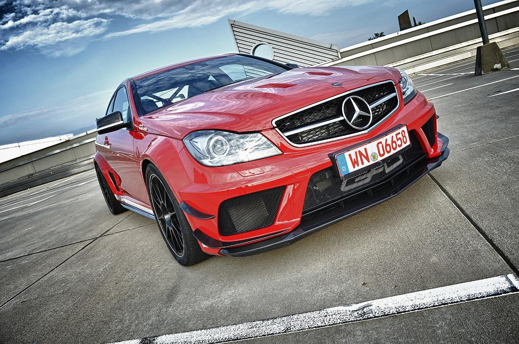 2013 Mercedes Benz C63 Amg Black Series By Gad Top Speed