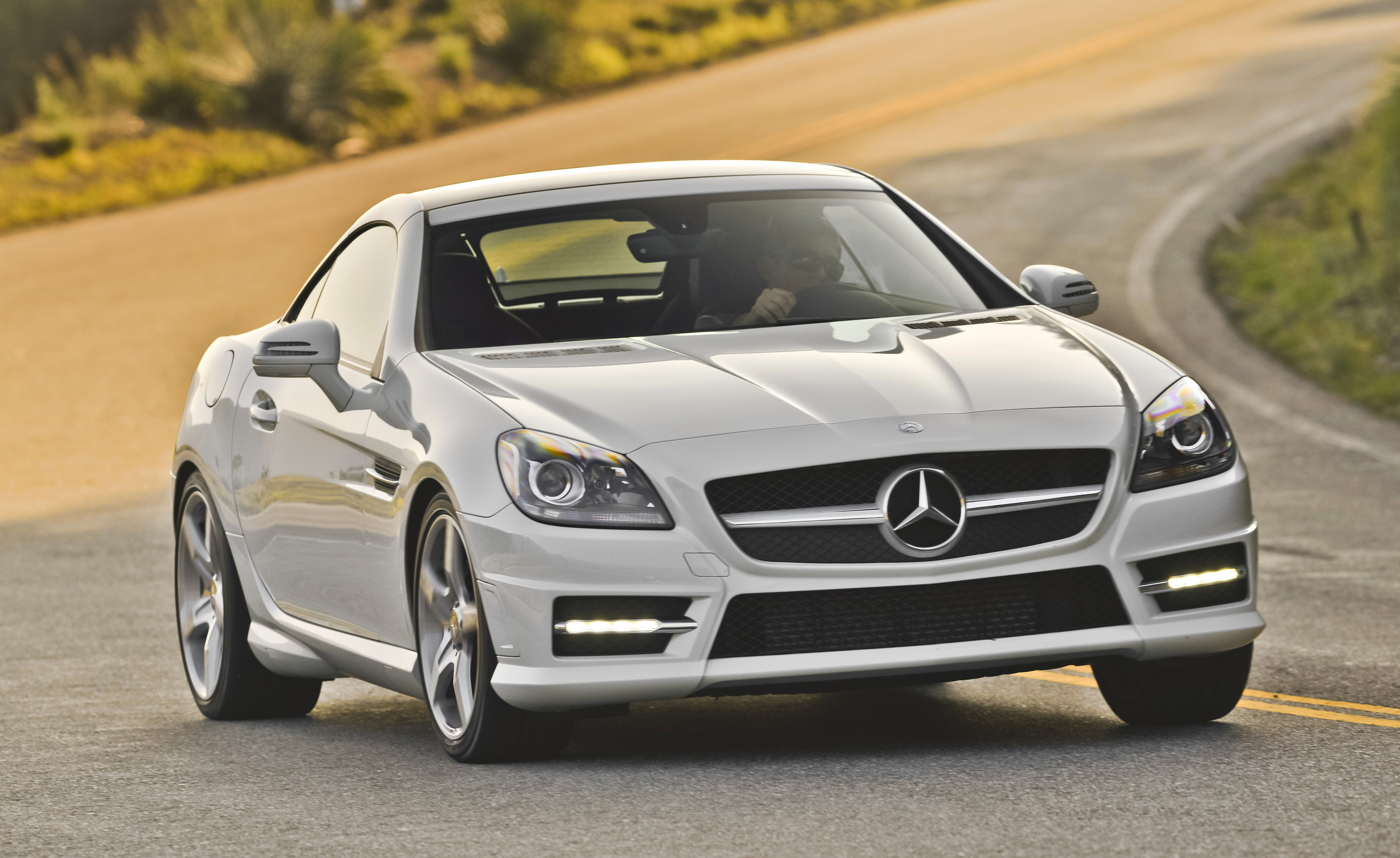 2014 Mercedes-Benz SLK-Class | Top Speed. »