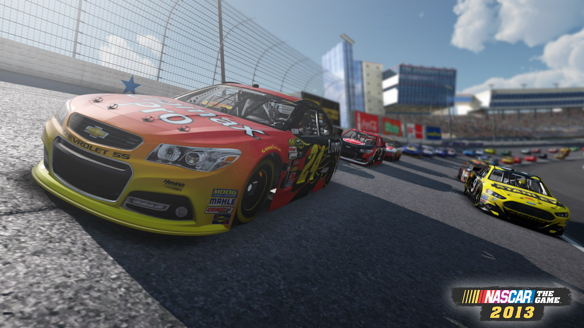 Nascar The Game on Race Cars Game Pc