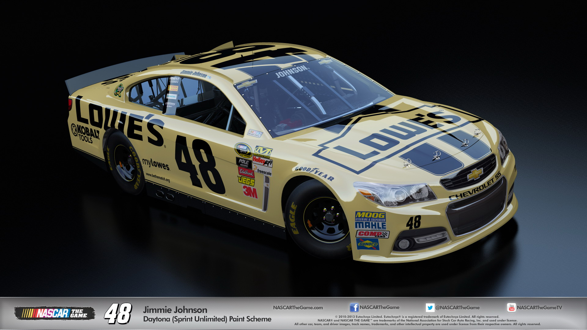 NASCAR The Game: 2013 Adds SummerHeat And Homestead Customizations ...