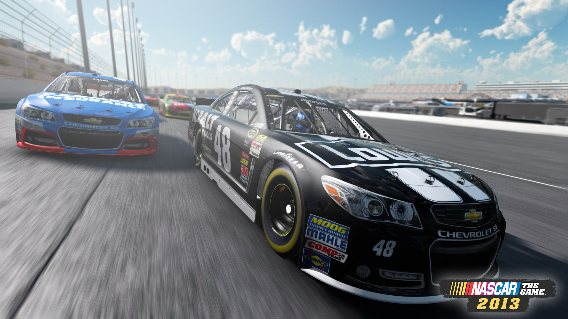 Nascar The Game 2013 Adds Summerheat And Homestead