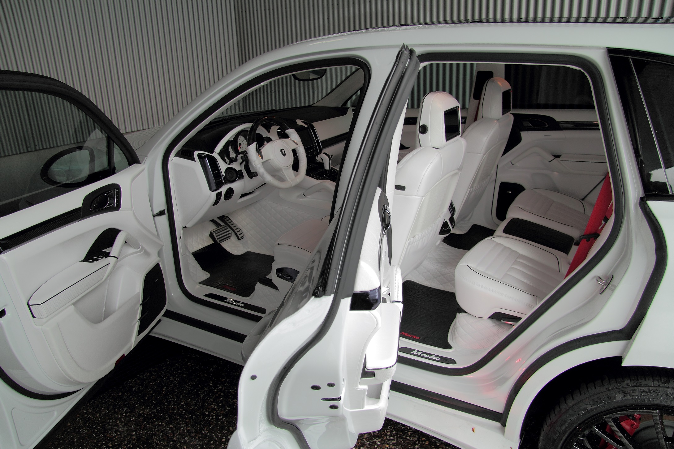 2013 Porsche Cayenne Turbo White Dream Edition By Anderson Germany Top Speed