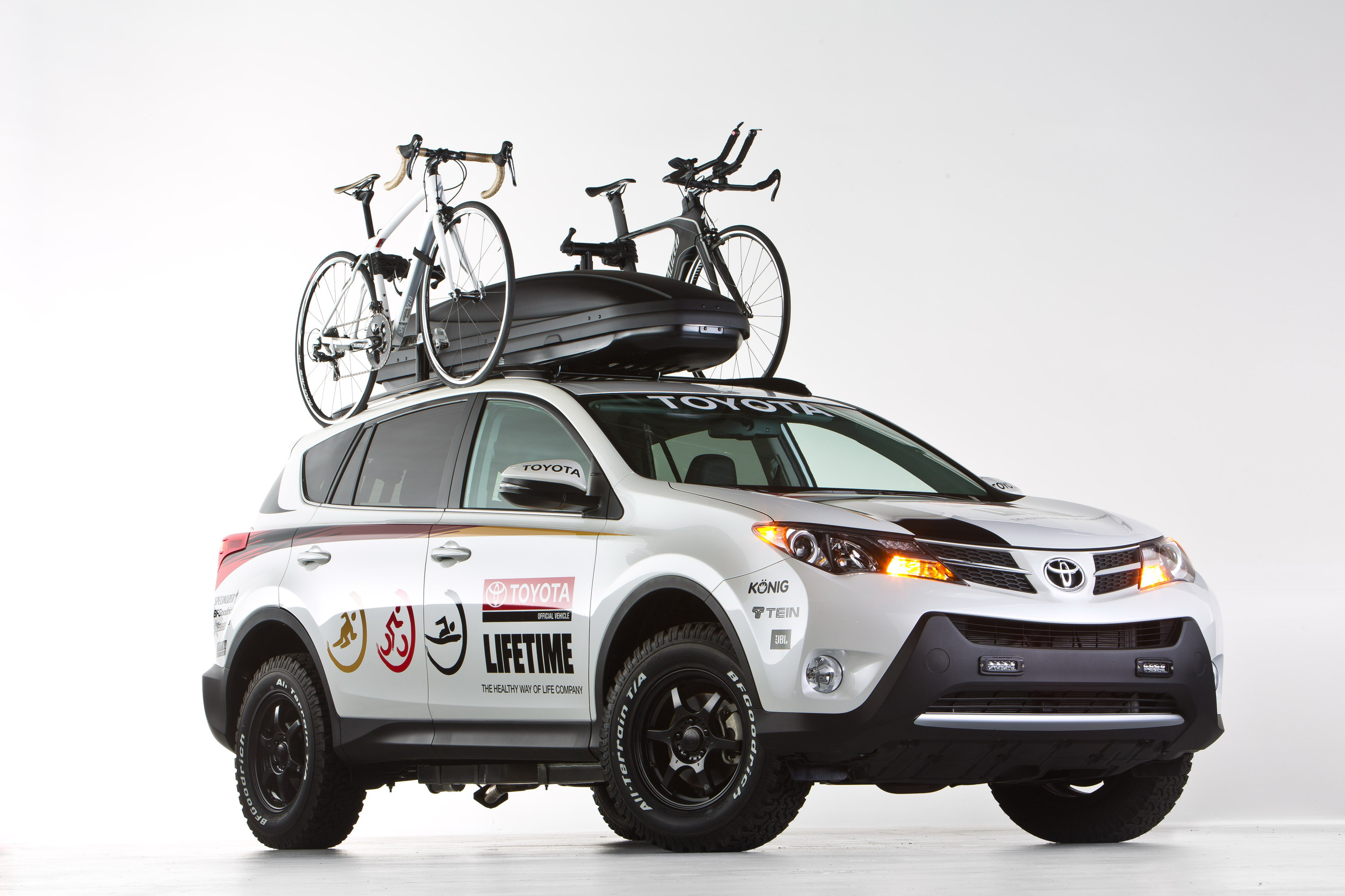 2013 Toyota RAV4 Life Time Fitness Review - Top Speed