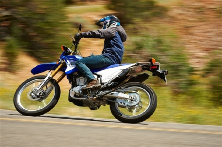2014 yamaha wr250r review top speed for Yamaha wr250r horsepower