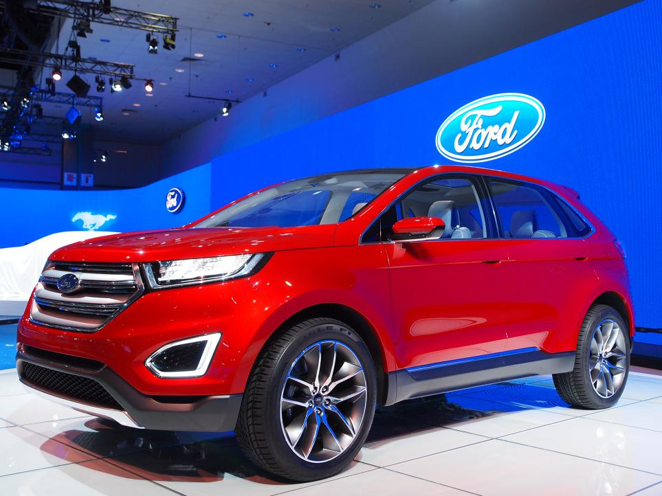 2013 ford edge concept review top speed. Black Bedroom Furniture Sets. Home Design Ideas