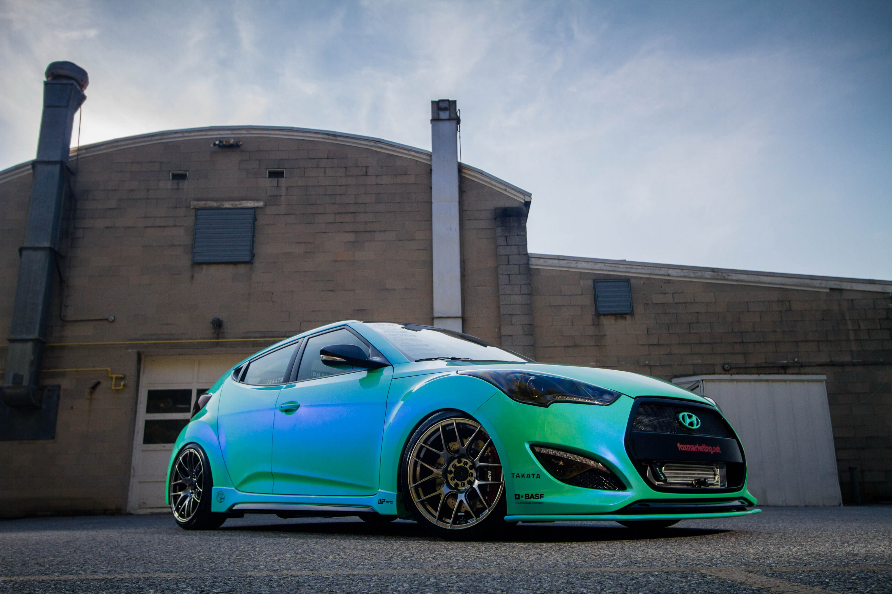 2013 Hyundai Veloster Turbo By Fox Marketing Top Speed