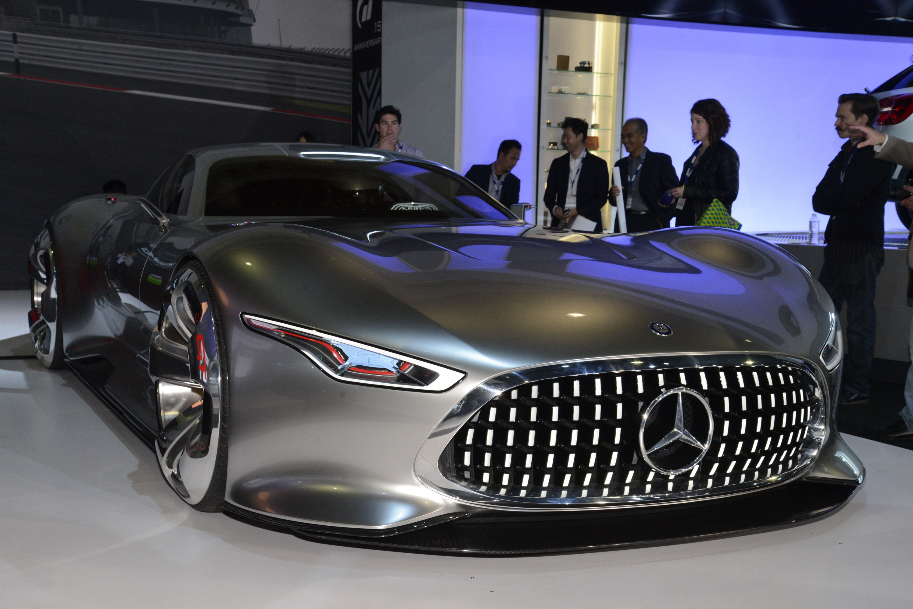 Great 2013 Mercedes Benz Vision Gran Turismo Concept | Top Speed. »