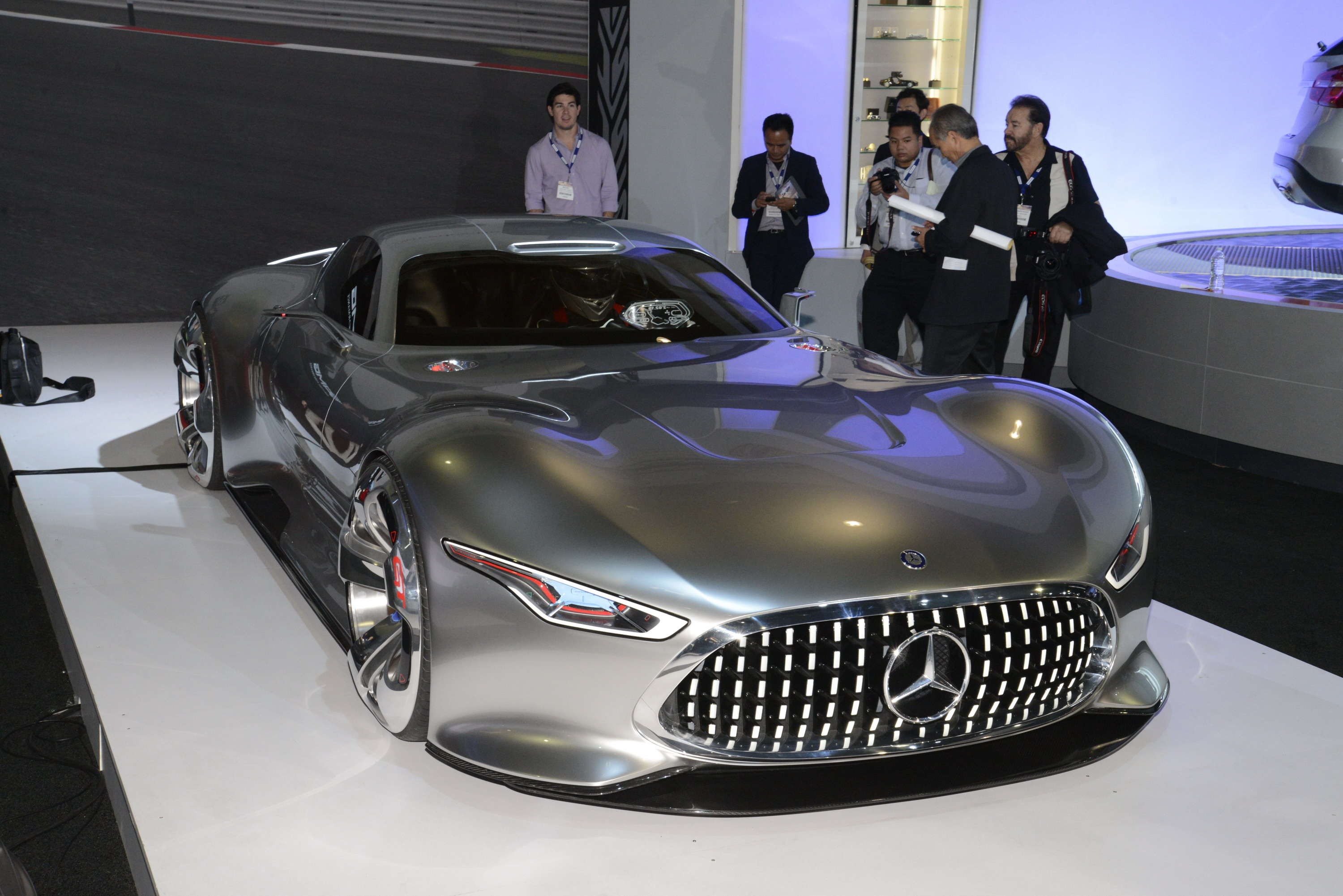 Genial 2013 Mercedes Benz Vision Gran Turismo Concept Review   Top Speed. »