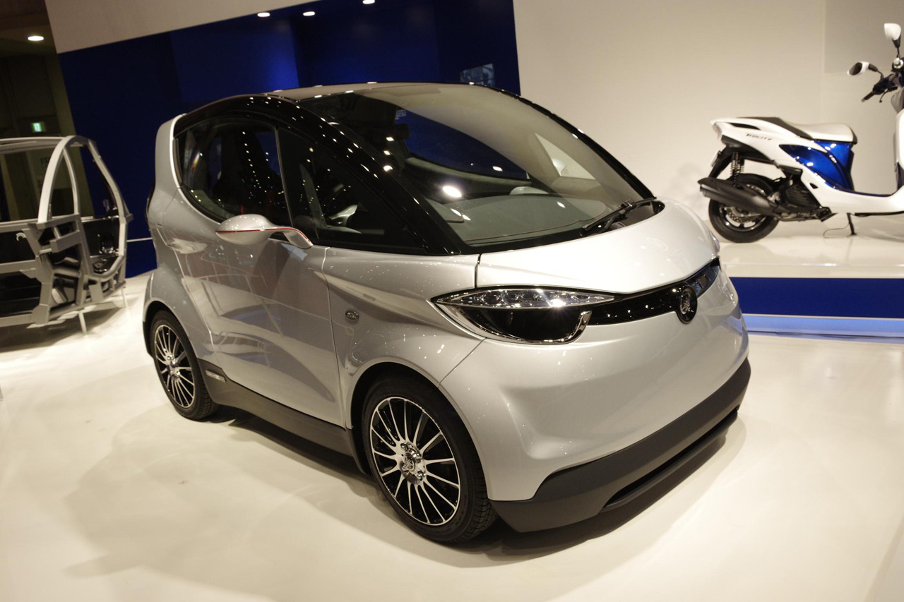 2016 Yamaha Motiv E Top Speed