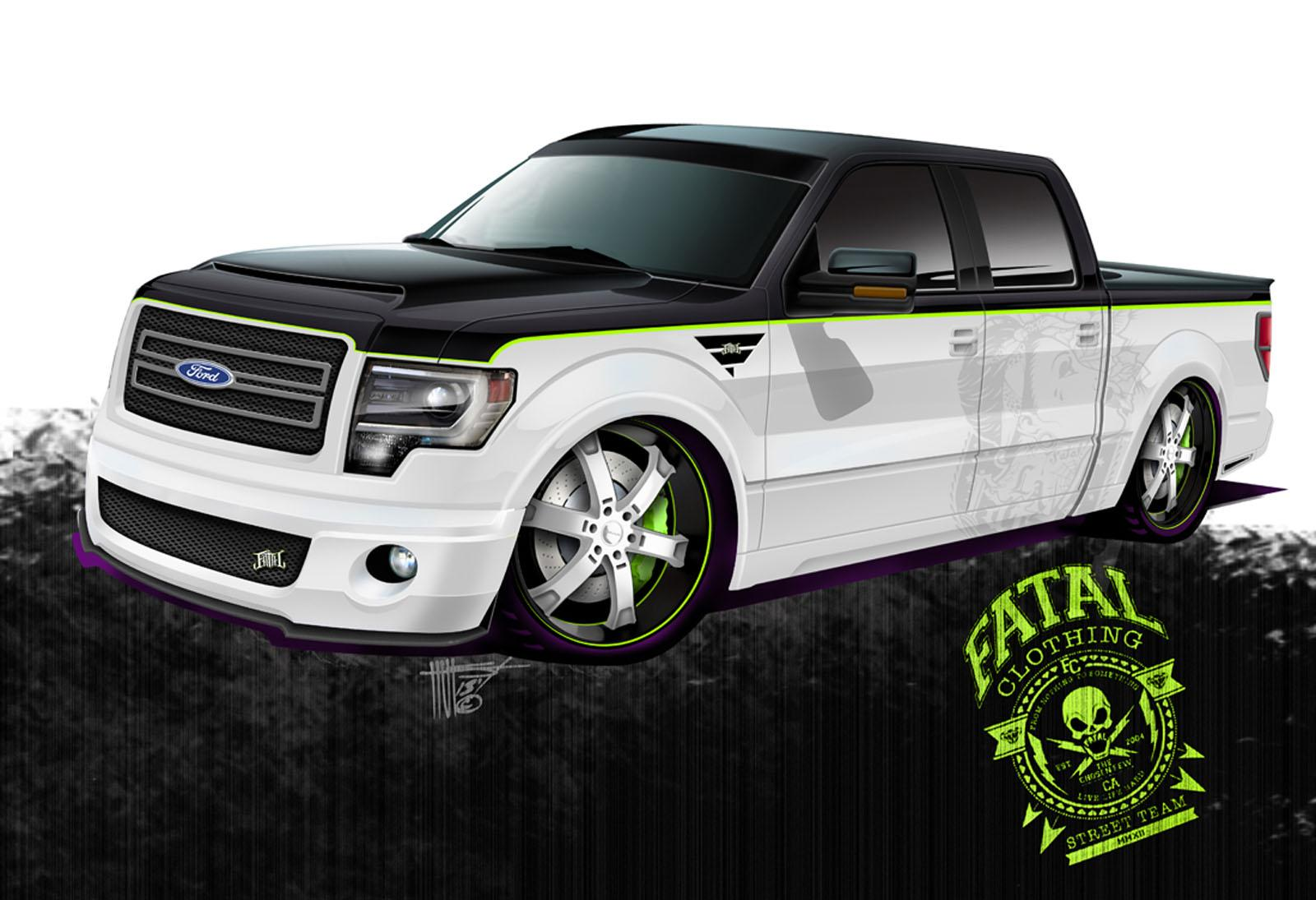 2014 Ford F-150 By Fatal Clothing Review - Top Speed