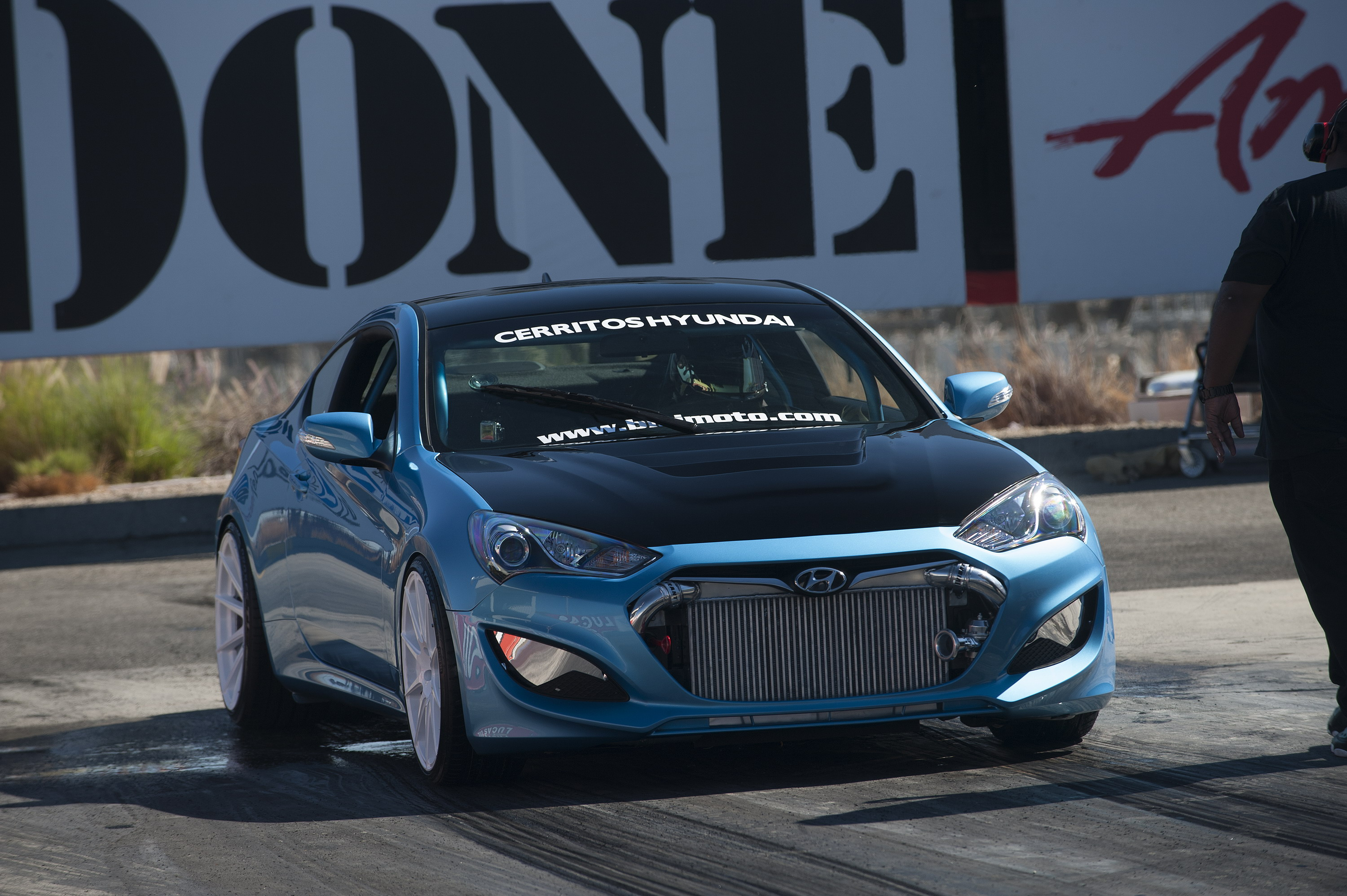 Top Fastest Cars >> 2014 Hyundai Genesis Coupe By Bisimoto Engineering | Top Speed