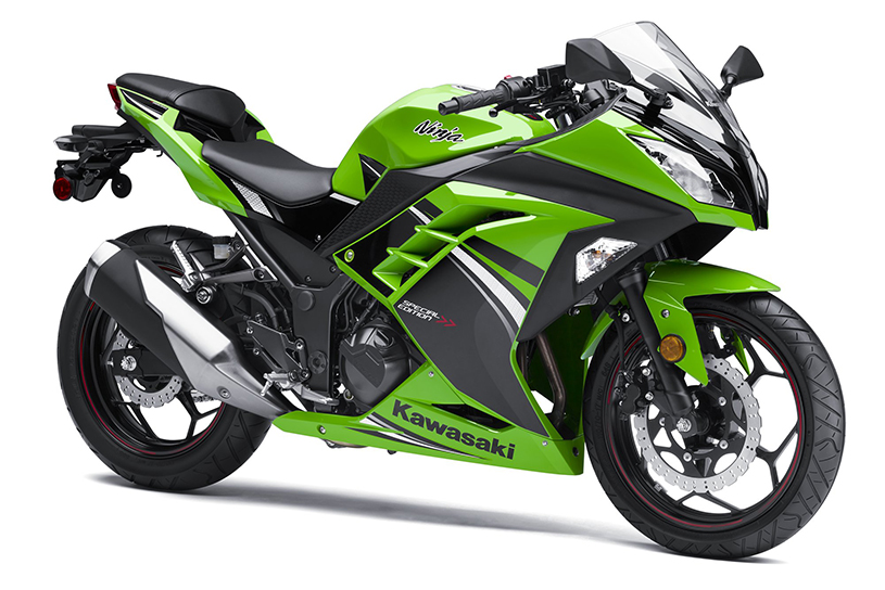 2014 Kawasaki Ninja 300 | Top Speed