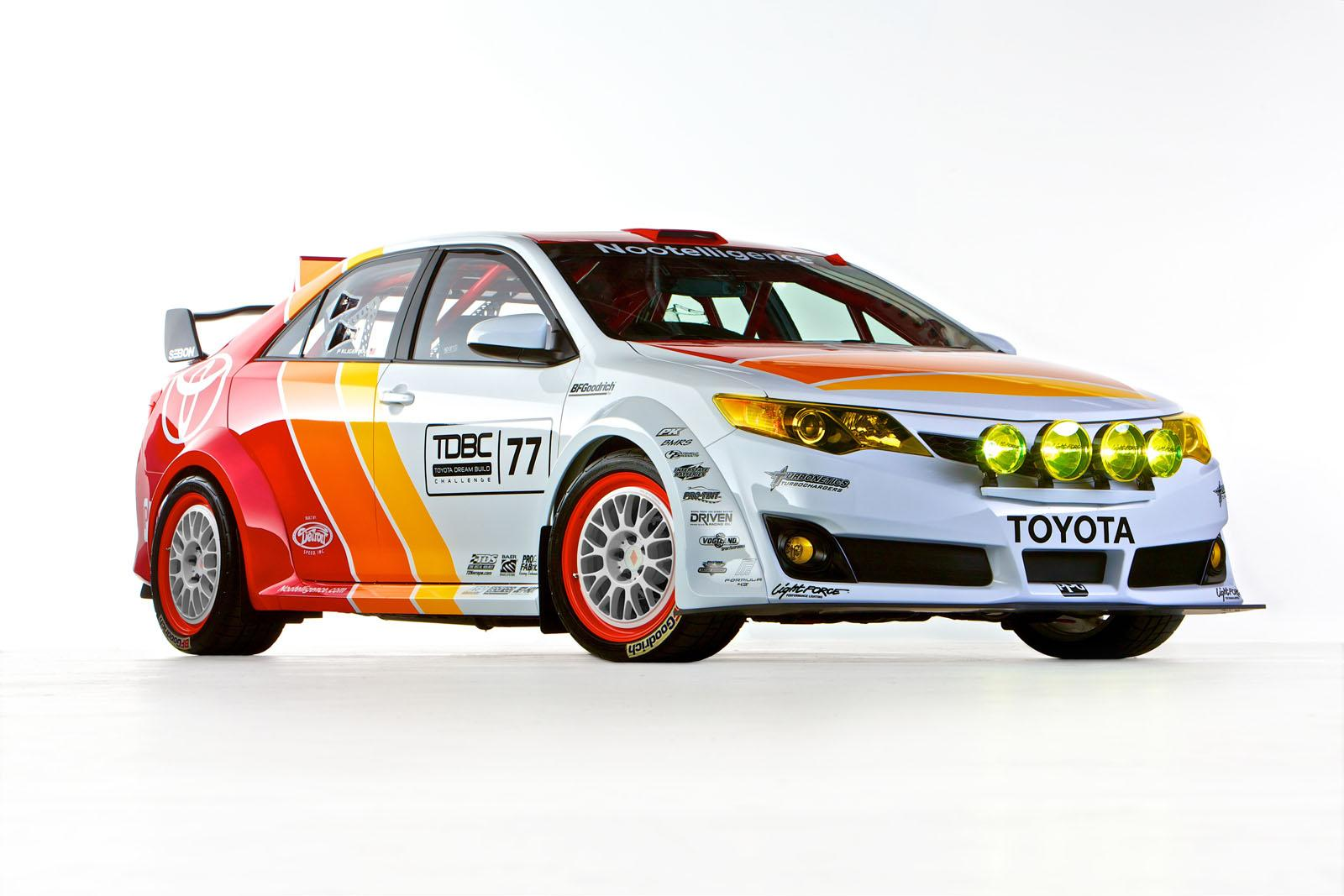 2014 Toyota Camrally By Parker Kligerman Top Speed