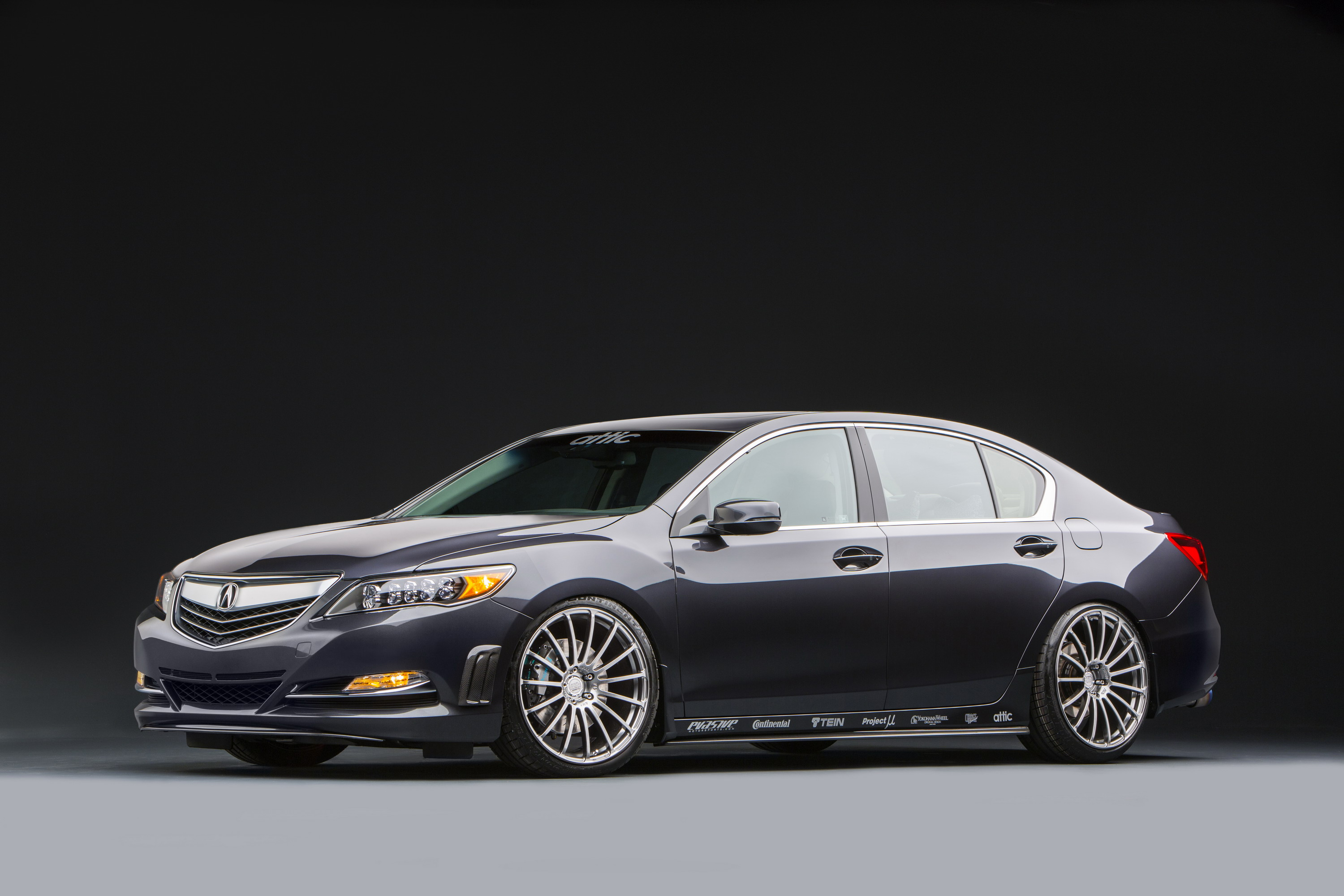 2014 Acura Rlx Vip Special Edition Top Speed