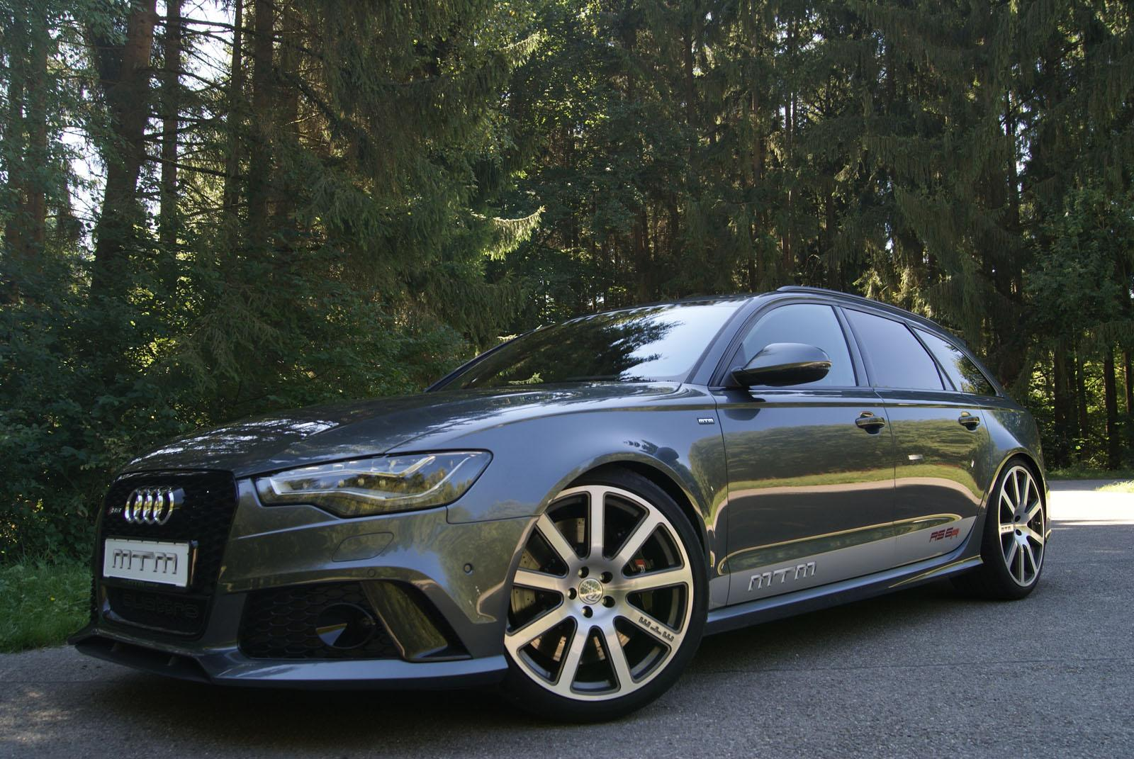 2013 audi rs6 avant by mtm review top speed. Black Bedroom Furniture Sets. Home Design Ideas