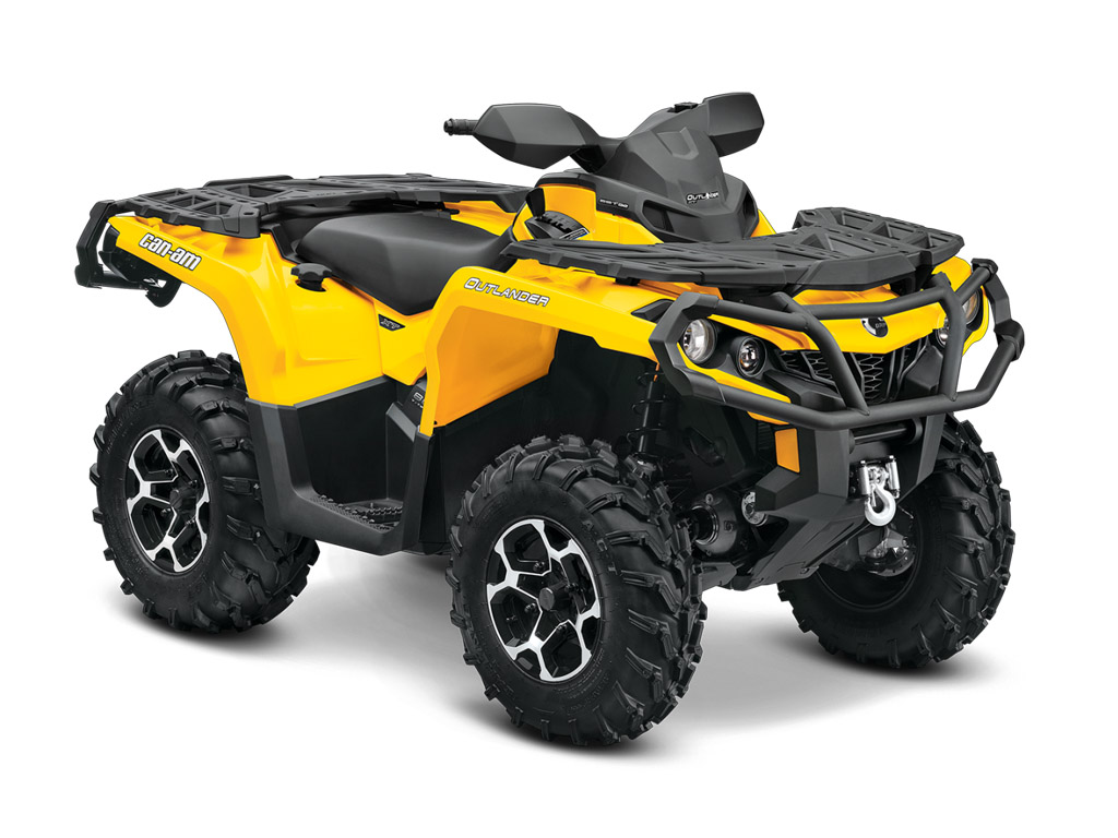 Can Am Outlander 1000 Xmr >> 2014 Can-Am Outlander XT | Top Speed