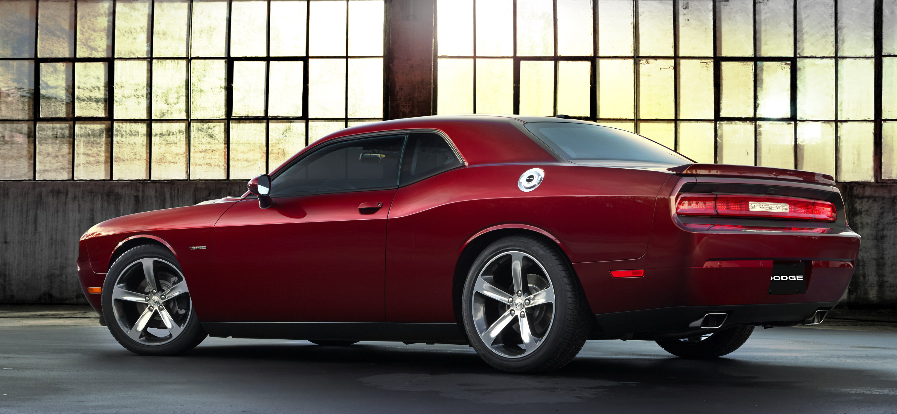 2014 Dodge Challenger 100th Anniversary Edition Top Speed