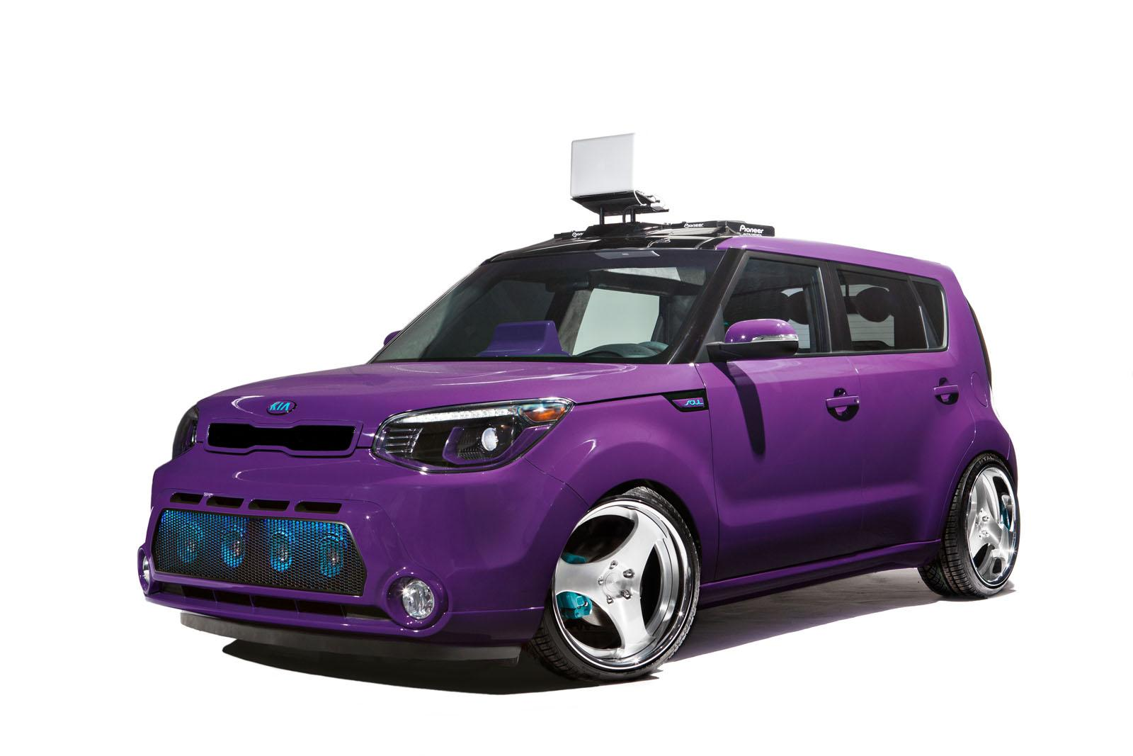 2014 Kia Dj Booth Soul Top Speed