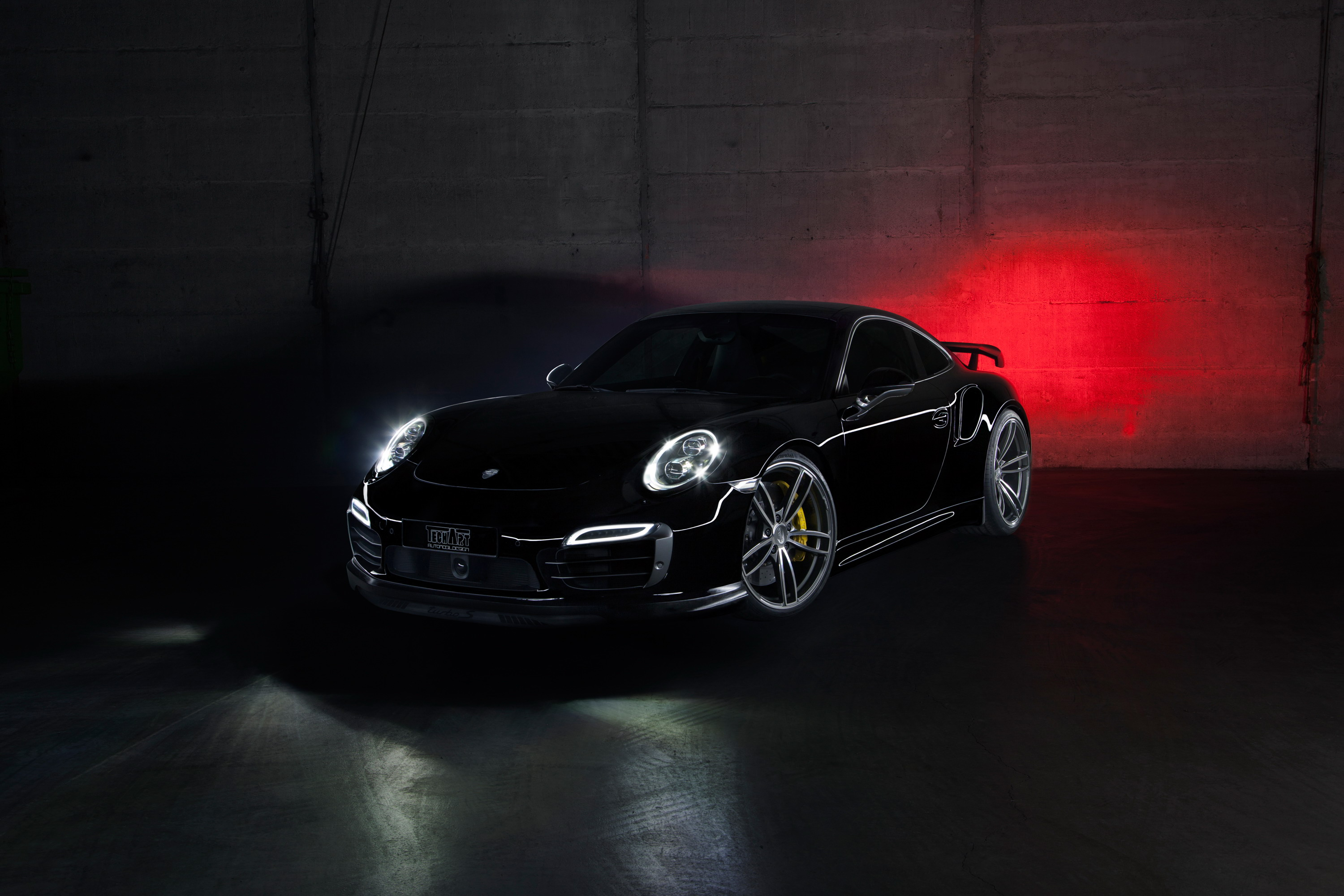 Porsche Turbo By TechArt Pictures Photos Wallpapers