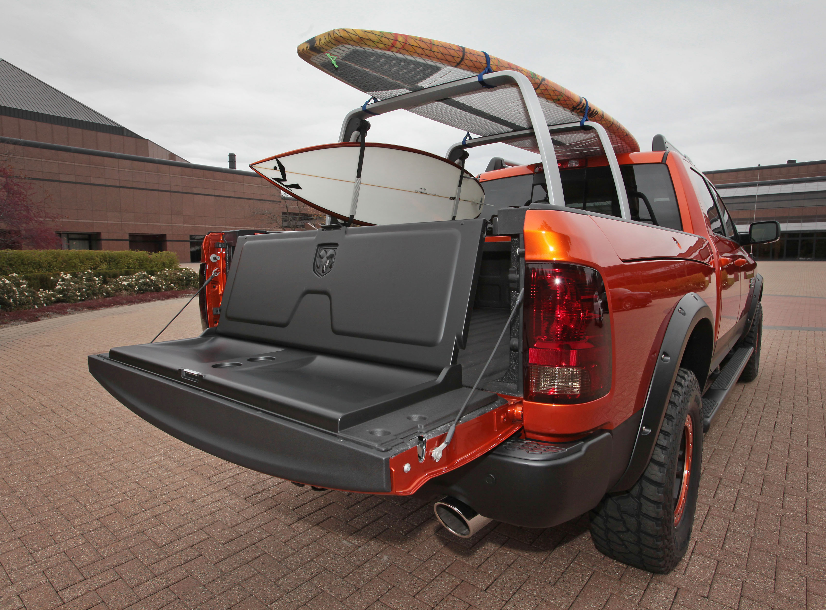 2014 Ram 1500 Sun Chaser Concept | Top Speed