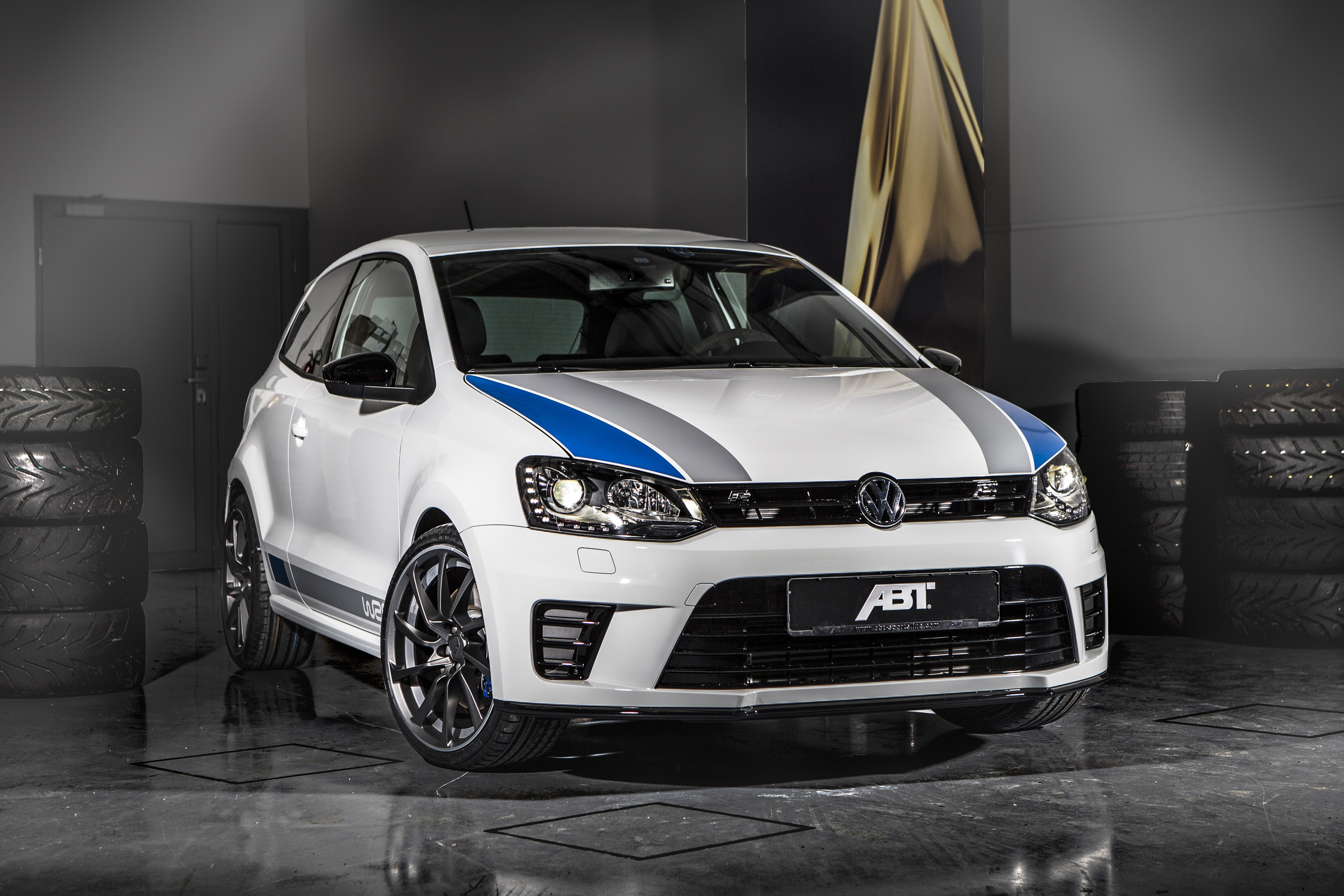 2013 Volkswagen Polo R Wrc By Abt Sportsline Pictures Photos