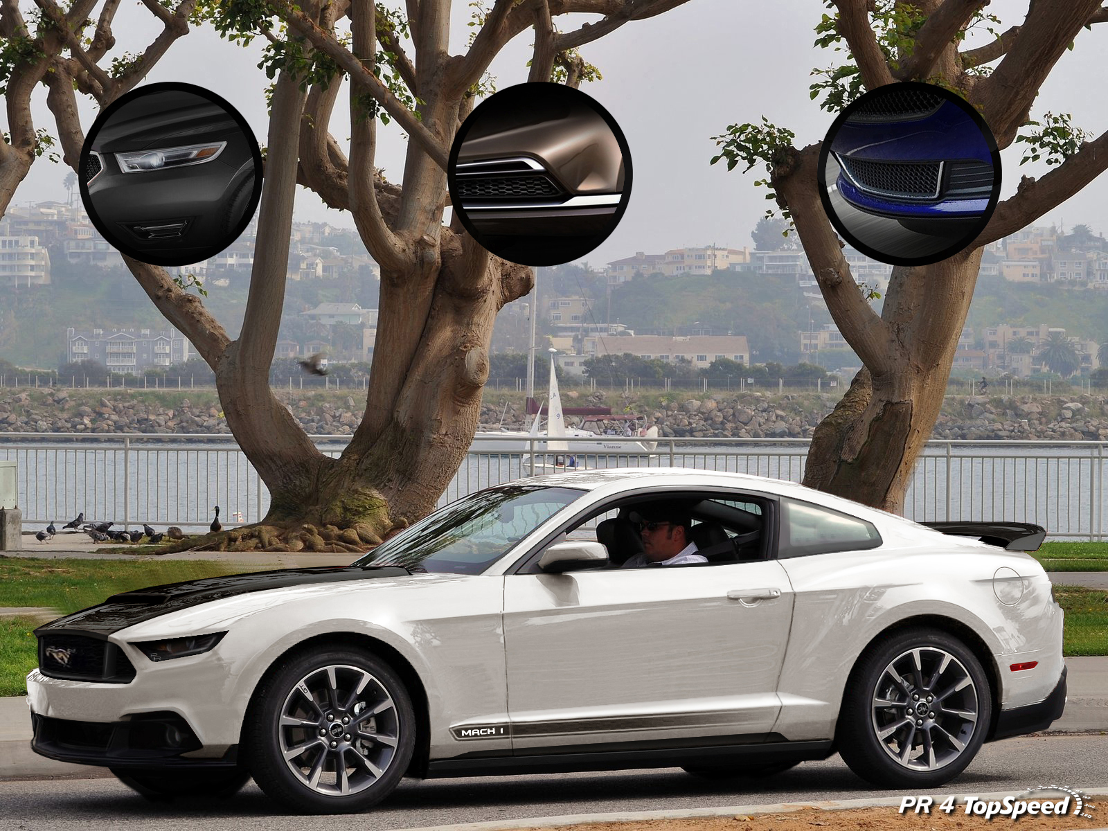 2015 Mustang Mach 1 >> 2015 Ford Mustang Mach 1 Top Speed
